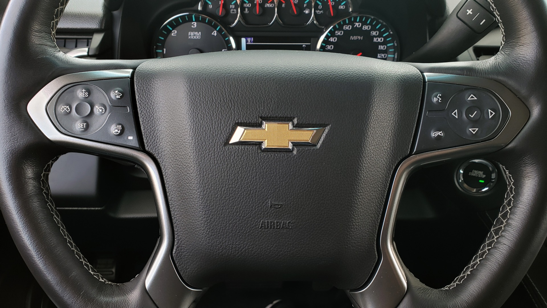 Used 2017 Chevrolet TAHOE 4WD LT / LUXURY PKG / NAV / BOSE / 3-ROW / REARVIEW for sale Sold at Formula Imports in Charlotte NC 28227 42