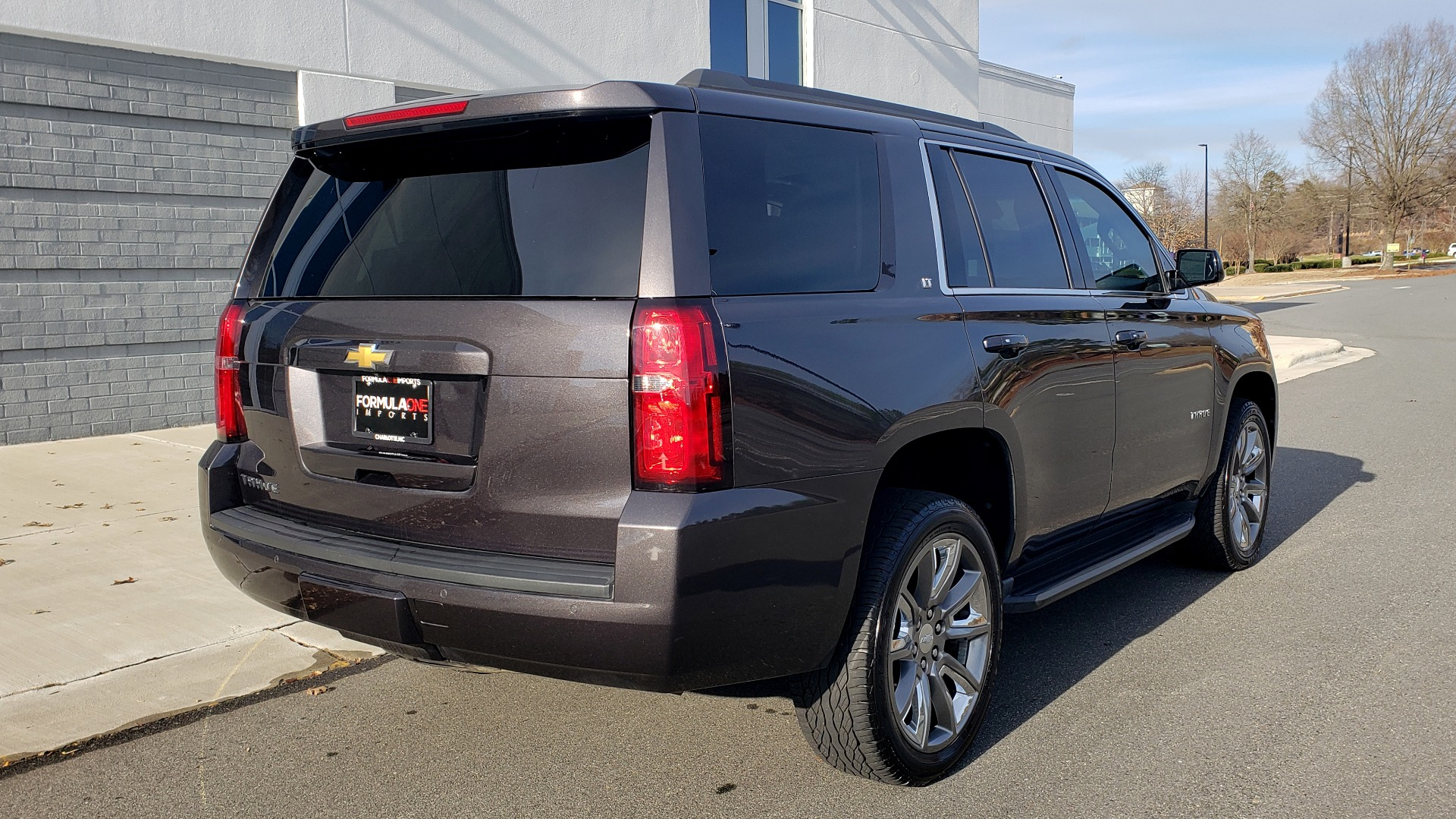 Used 2017 Chevrolet TAHOE 4WD LT / LUXURY PKG / NAV / BOSE / 3-ROW / REARVIEW for sale Sold at Formula Imports in Charlotte NC 28227 8
