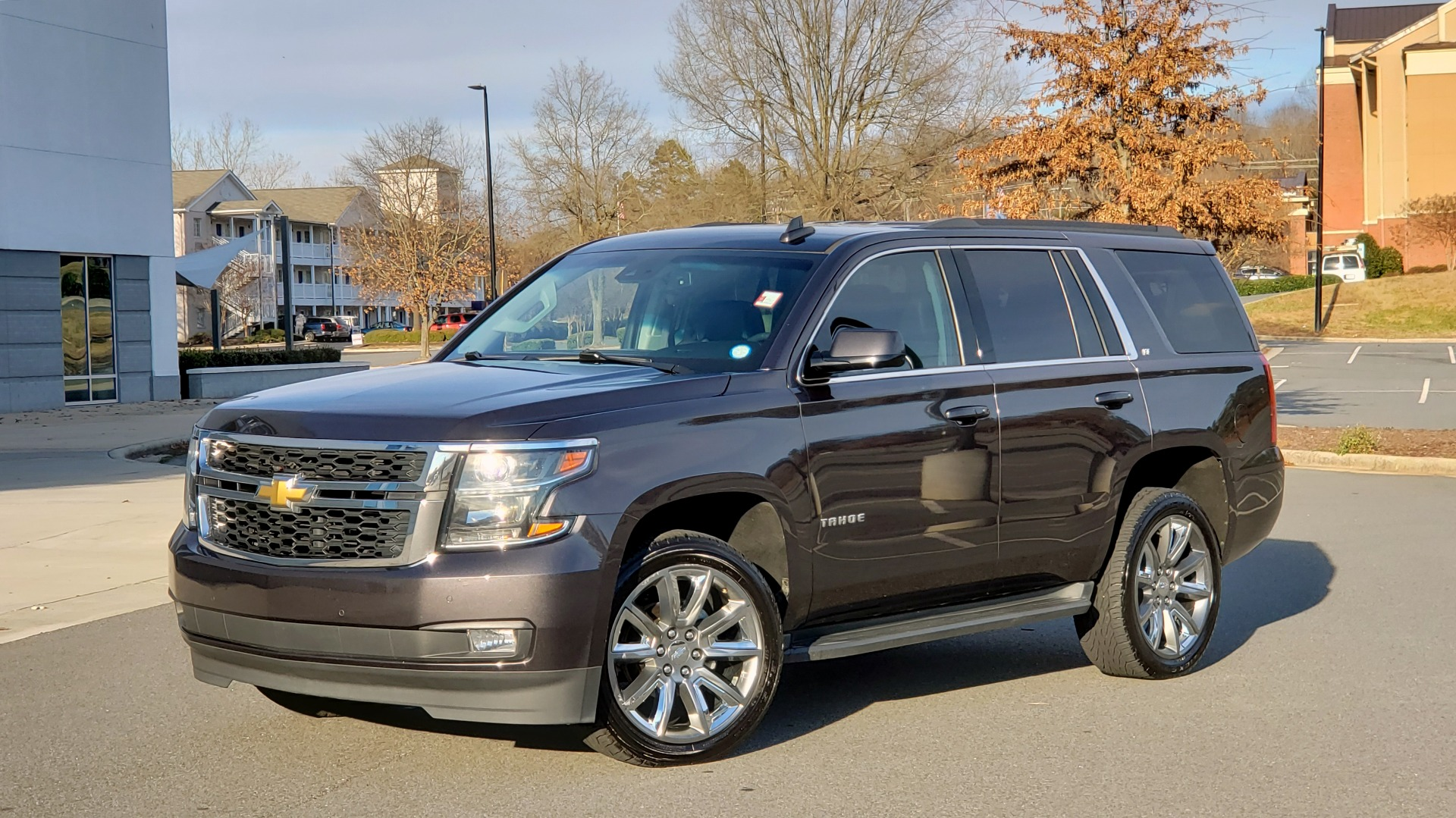 Used 2017 Chevrolet TAHOE 4WD LT / LUXURY PKG / NAV / BOSE / 3-ROW / REARVIEW for sale Sold at Formula Imports in Charlotte NC 28227 95