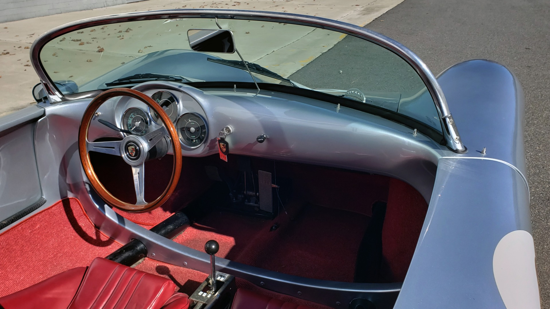 Used 1959 Porsche 718 RSK SPYDER REPLICA / 2275CC W/44MM WEBER (160HP) / 4-SPD MANUAL for sale $39,999 at Formula Imports in Charlotte NC 28227 14