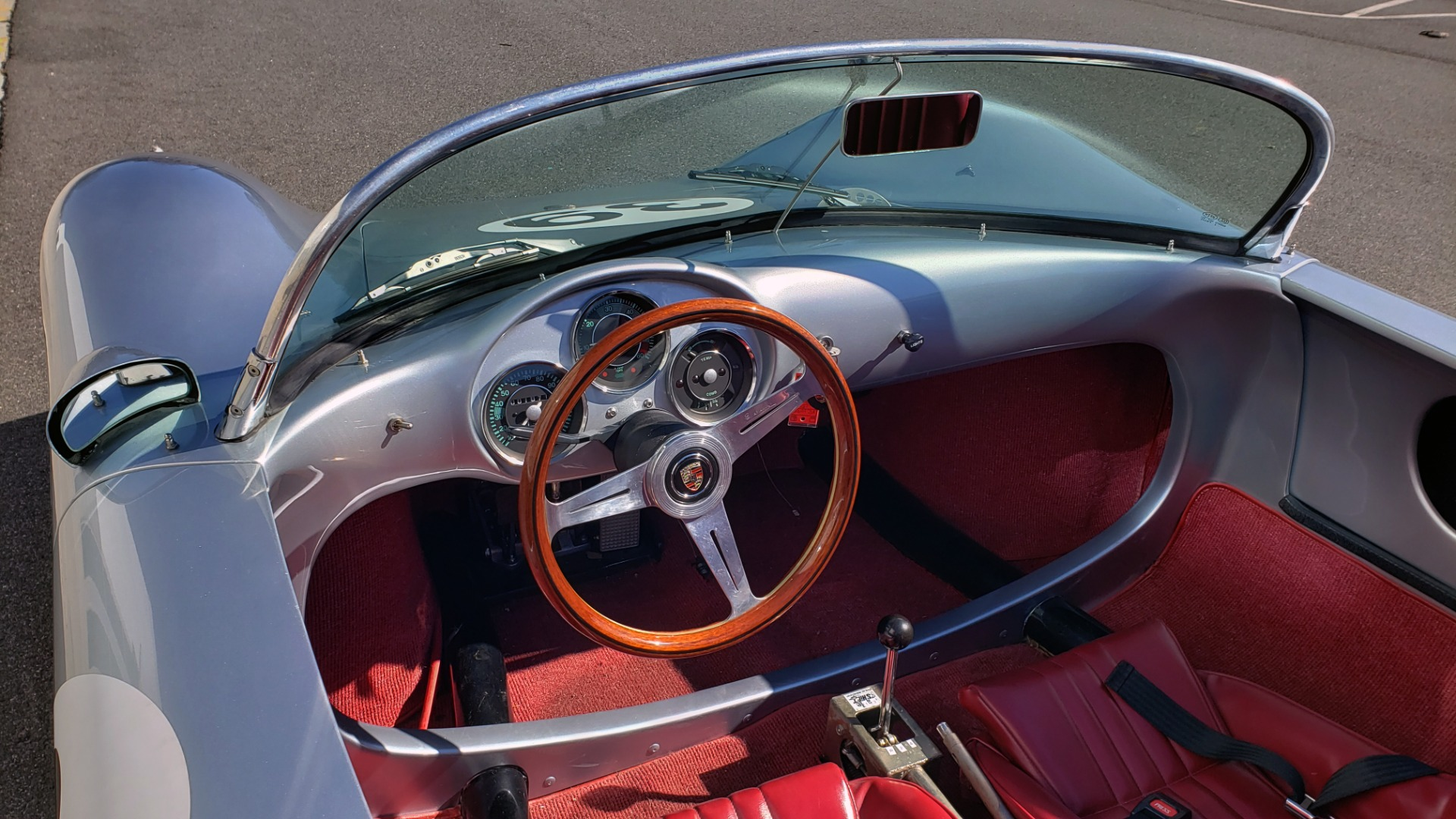 Used 1959 Porsche 718 RSK SPYDER REPLICA / 2275CC W/44MM WEBER (160HP) / 4-SPD MANUAL for sale $39,999 at Formula Imports in Charlotte NC 28227 18