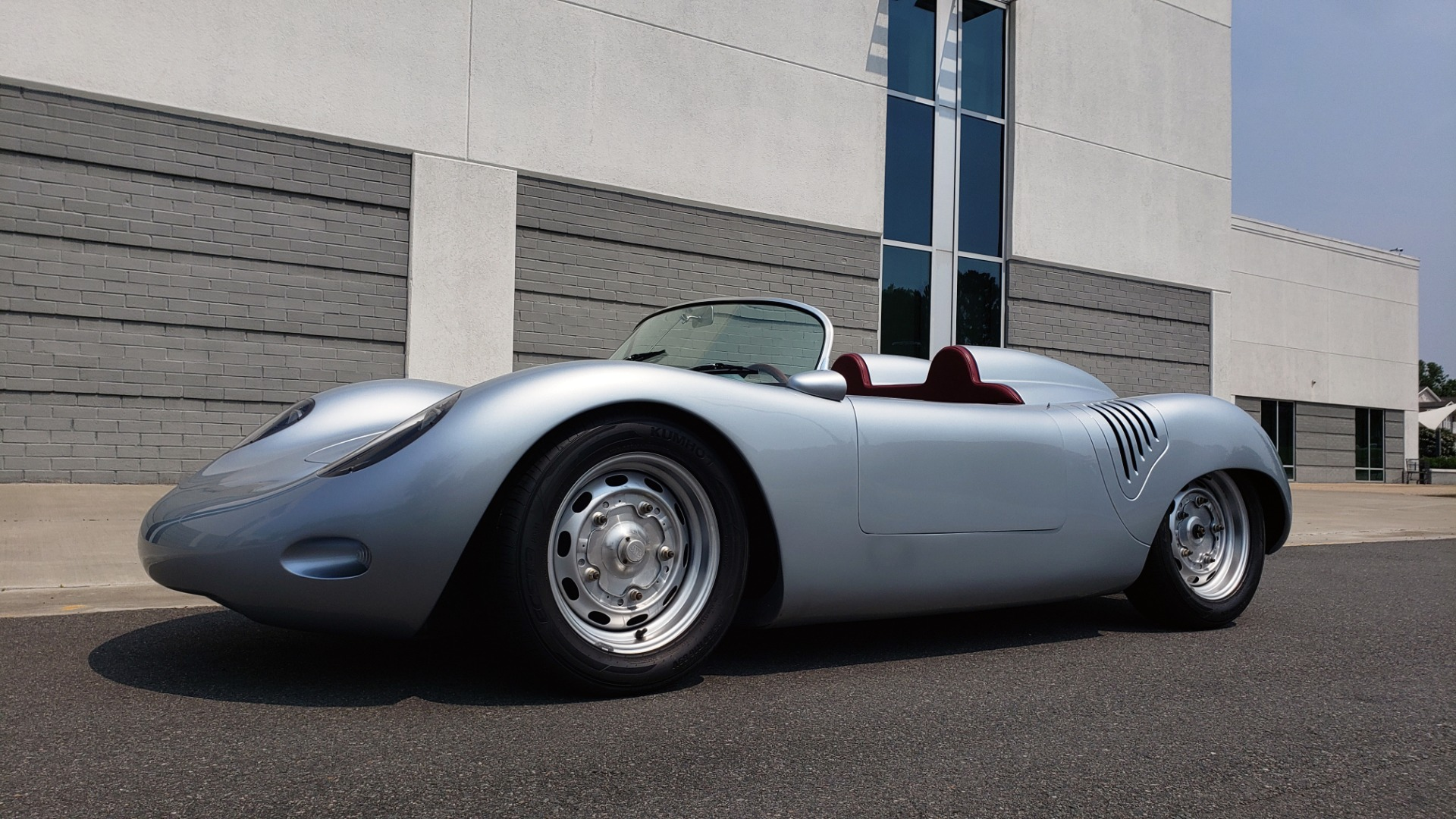 Used 1960 Porsche 718 RSK SPYDER REPLICA / 2275CC W/44MM WEBER (160HP) / 4-SPD MANUAL for sale $39,999 at Formula Imports in Charlotte NC 28227 2