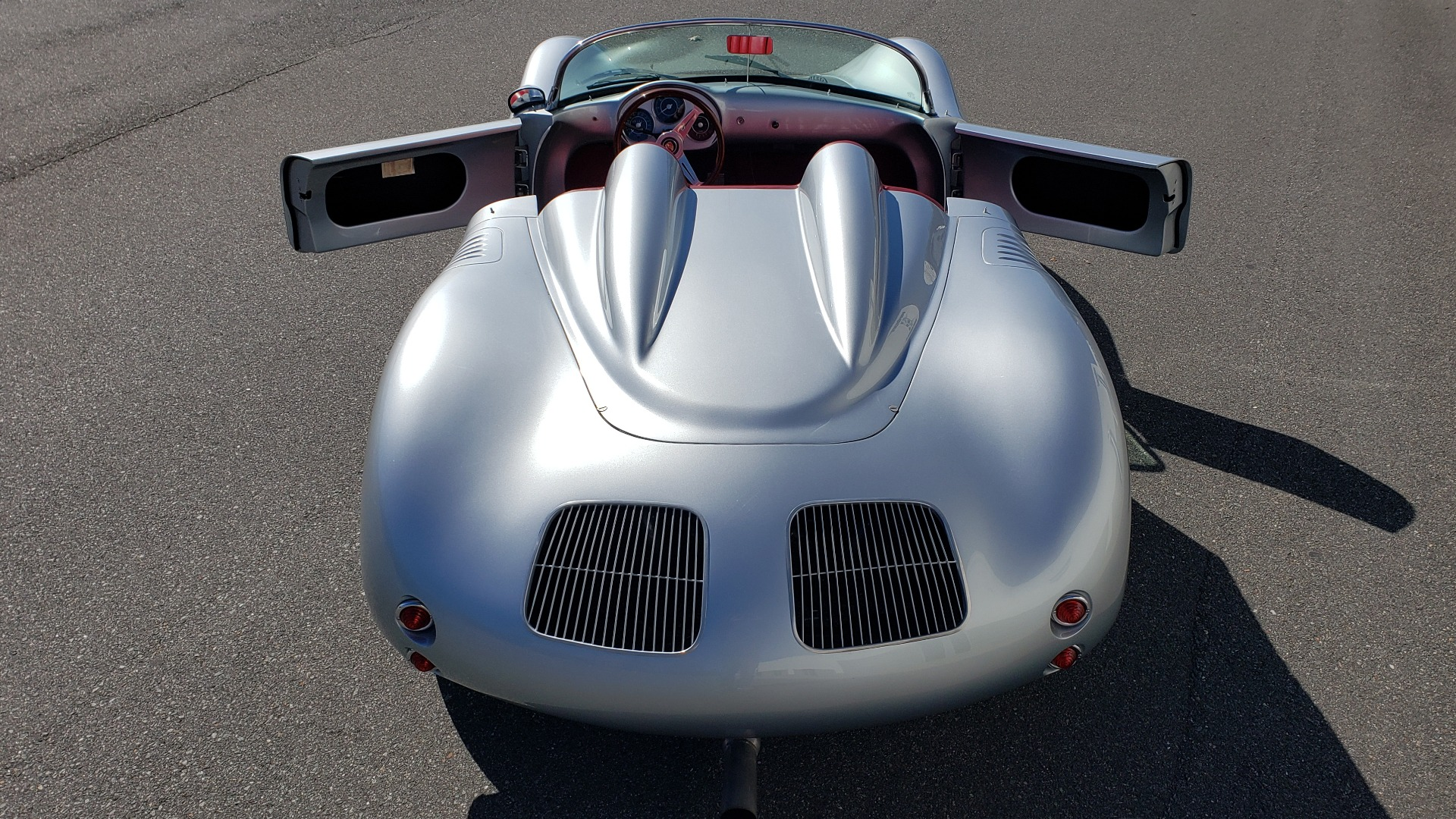 Used 1960 Porsche 718 RSK SPYDER REPLICA / 2275CC W/44MM WEBER (160HP) / 4-SPD MANUAL for sale $39,999 at Formula Imports in Charlotte NC 28227 37
