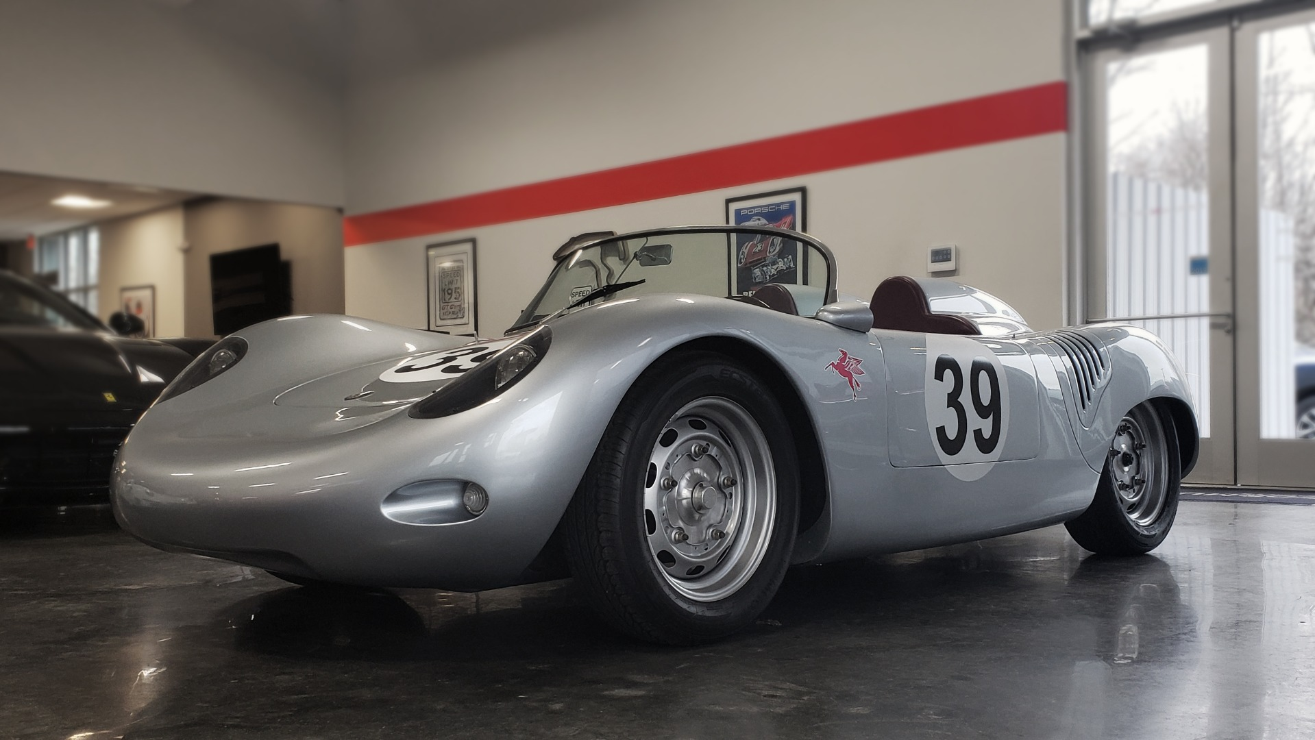 Used 1960 Porsche 718 RSK SPYDER REPLICA / 2275CC W/44MM WEBER (160HP) / 4-SPD MANUAL for sale $39,999 at Formula Imports in Charlotte NC 28227 52