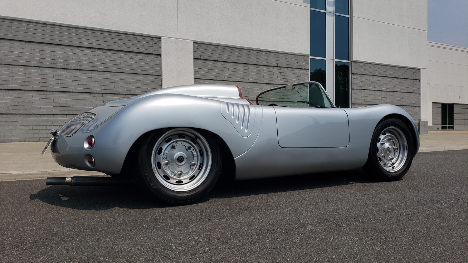 Used 1960 Porsche 718 RSK SPYDER REPLICA / 2275CC W/44MM WEBER (160HP) / 4-SPD MANUAL for sale $39,999 at Formula Imports in Charlotte NC 28227 6