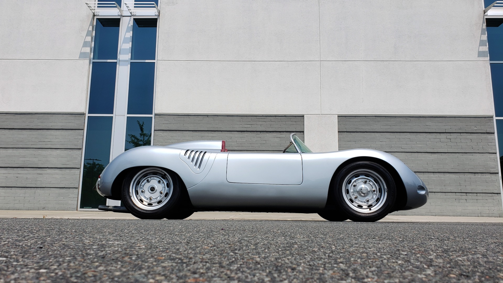 Used 1960 Porsche 718 RSK SPYDER REPLICA / 2275CC W/44MM WEBER (160HP) / 4-SPD MANUAL for sale $39,999 at Formula Imports in Charlotte NC 28227 7
