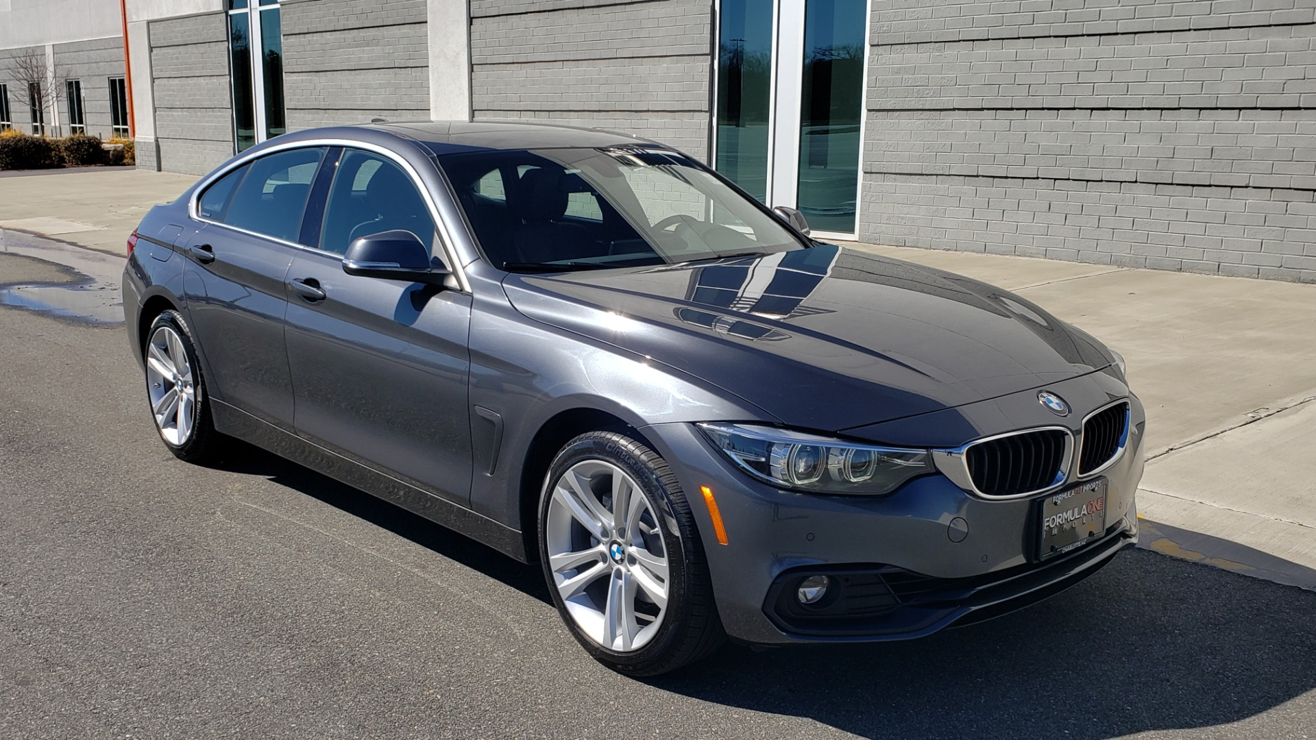 Used 2018 BMW 4 SERIES 430IXDRIVE / PREMIUM / NAV / SUNROOF / ESSENTIALS PKG for sale Sold at Formula Imports in Charlotte NC 28227 10