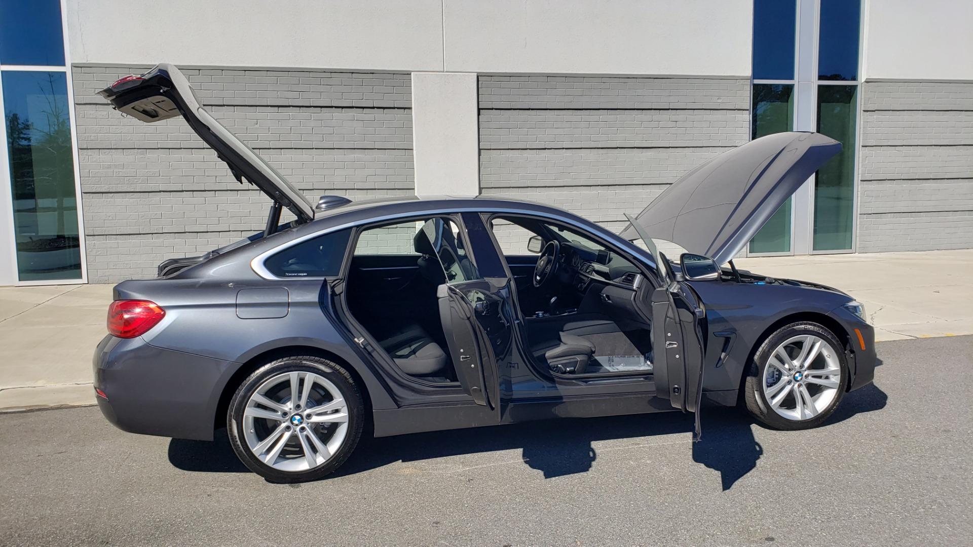 Used 2018 BMW 4 SERIES 430IXDRIVE / PREMIUM / NAV / SUNROOF / ESSENTIALS PKG for sale $29,495 at Formula Imports in Charlotte NC 28227 11
