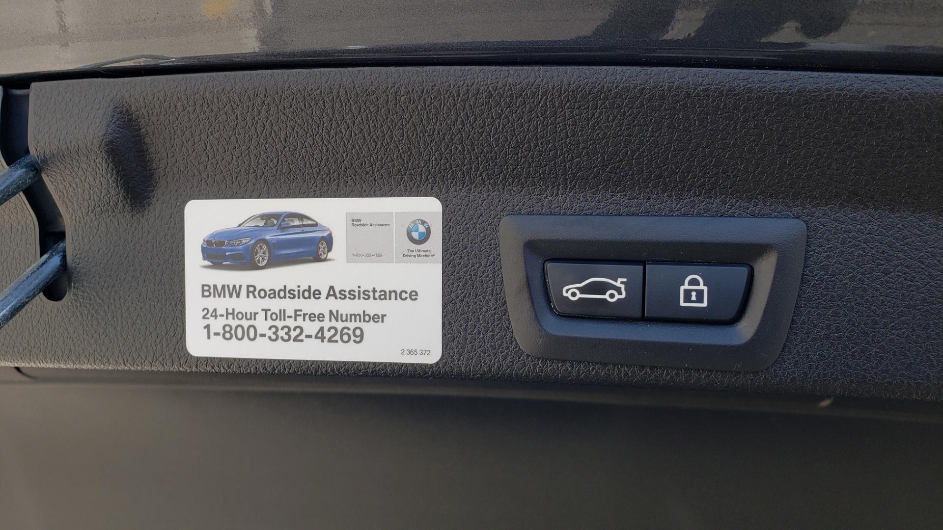 Used 2018 BMW 4 SERIES 430IXDRIVE / PREMIUM / NAV / SUNROOF / ESSENTIALS PKG for sale $29,495 at Formula Imports in Charlotte NC 28227 21