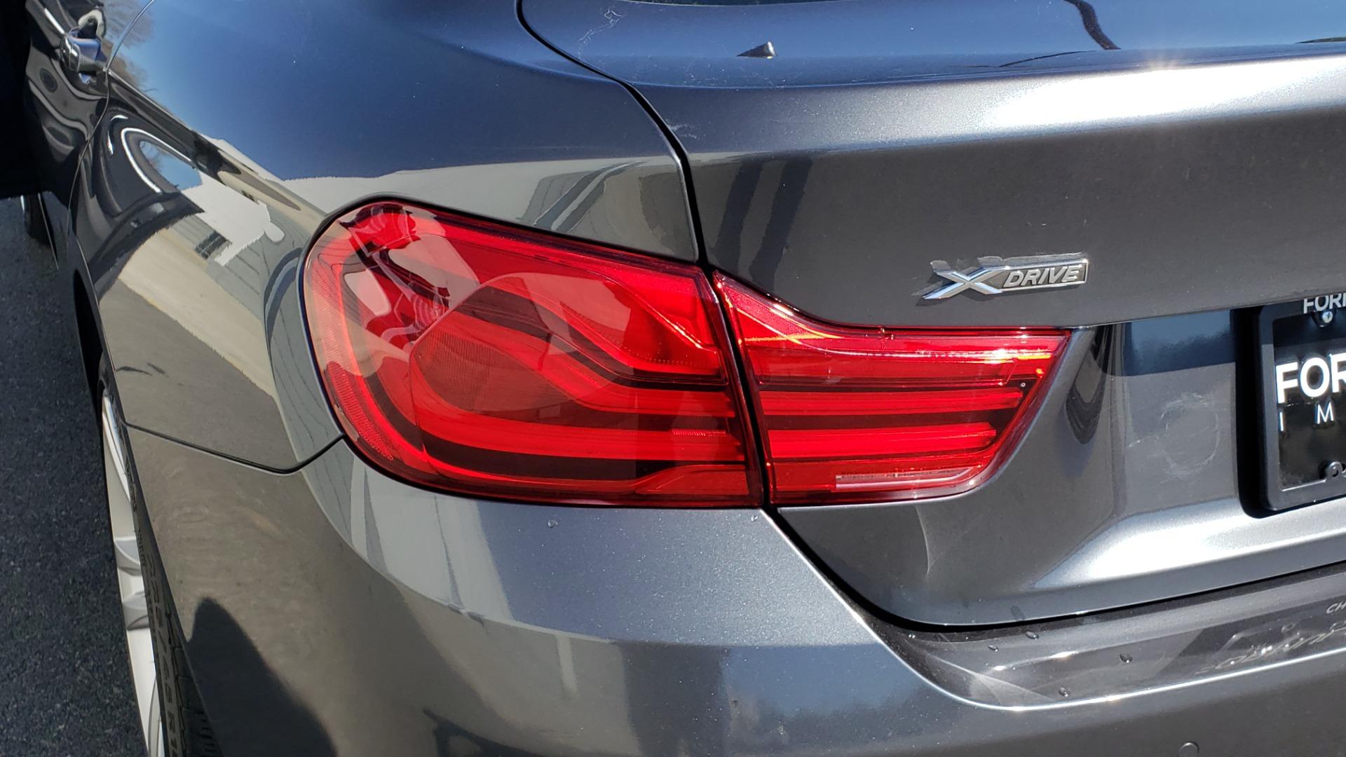 Used 2018 BMW 4 SERIES 430IXDRIVE / PREMIUM / NAV / SUNROOF / ESSENTIALS PKG for sale $29,495 at Formula Imports in Charlotte NC 28227 23