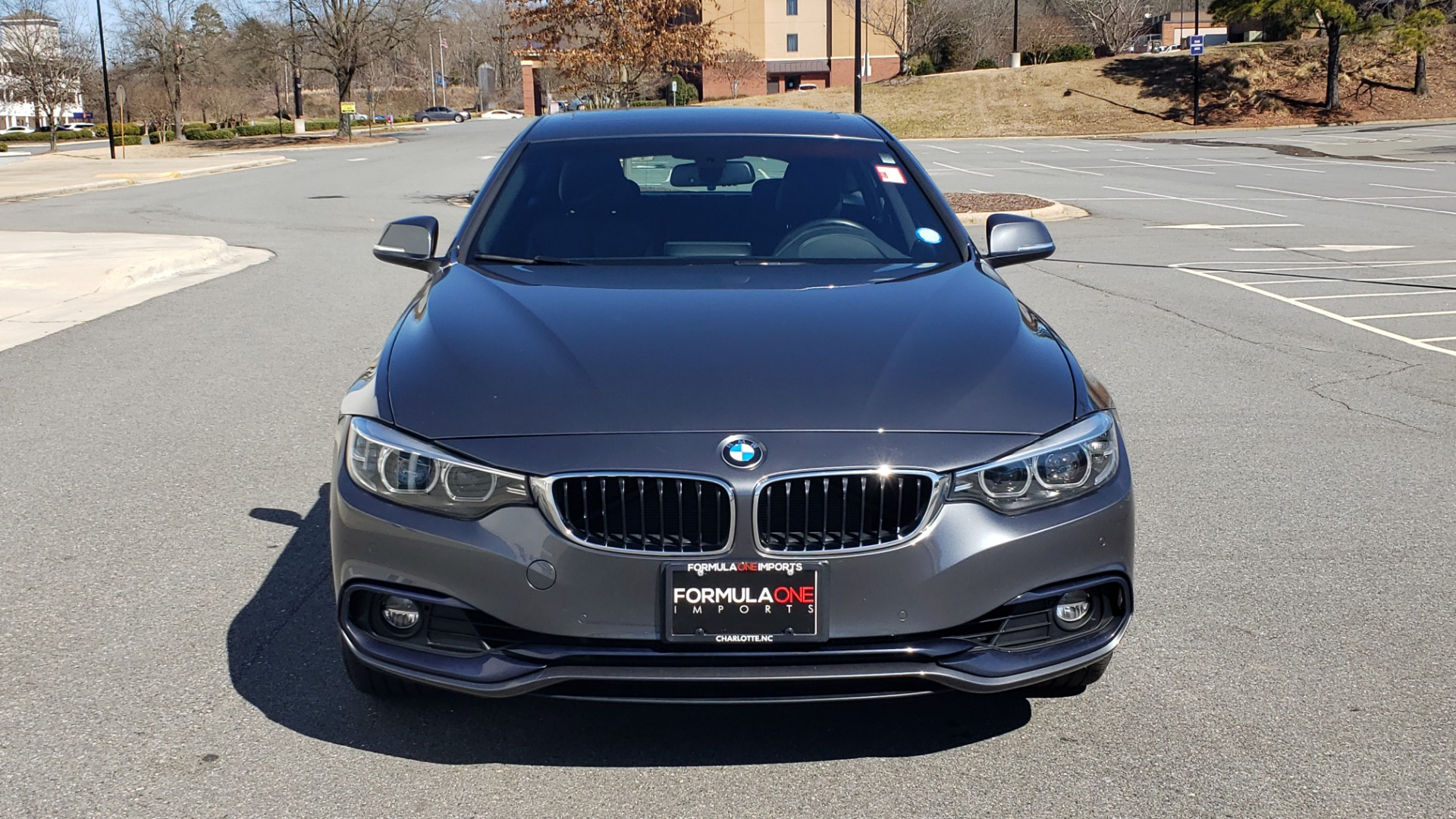 Used 2018 BMW 4 SERIES 430IXDRIVE / PREMIUM / NAV / SUNROOF / ESSENTIALS PKG for sale Sold at Formula Imports in Charlotte NC 28227 26