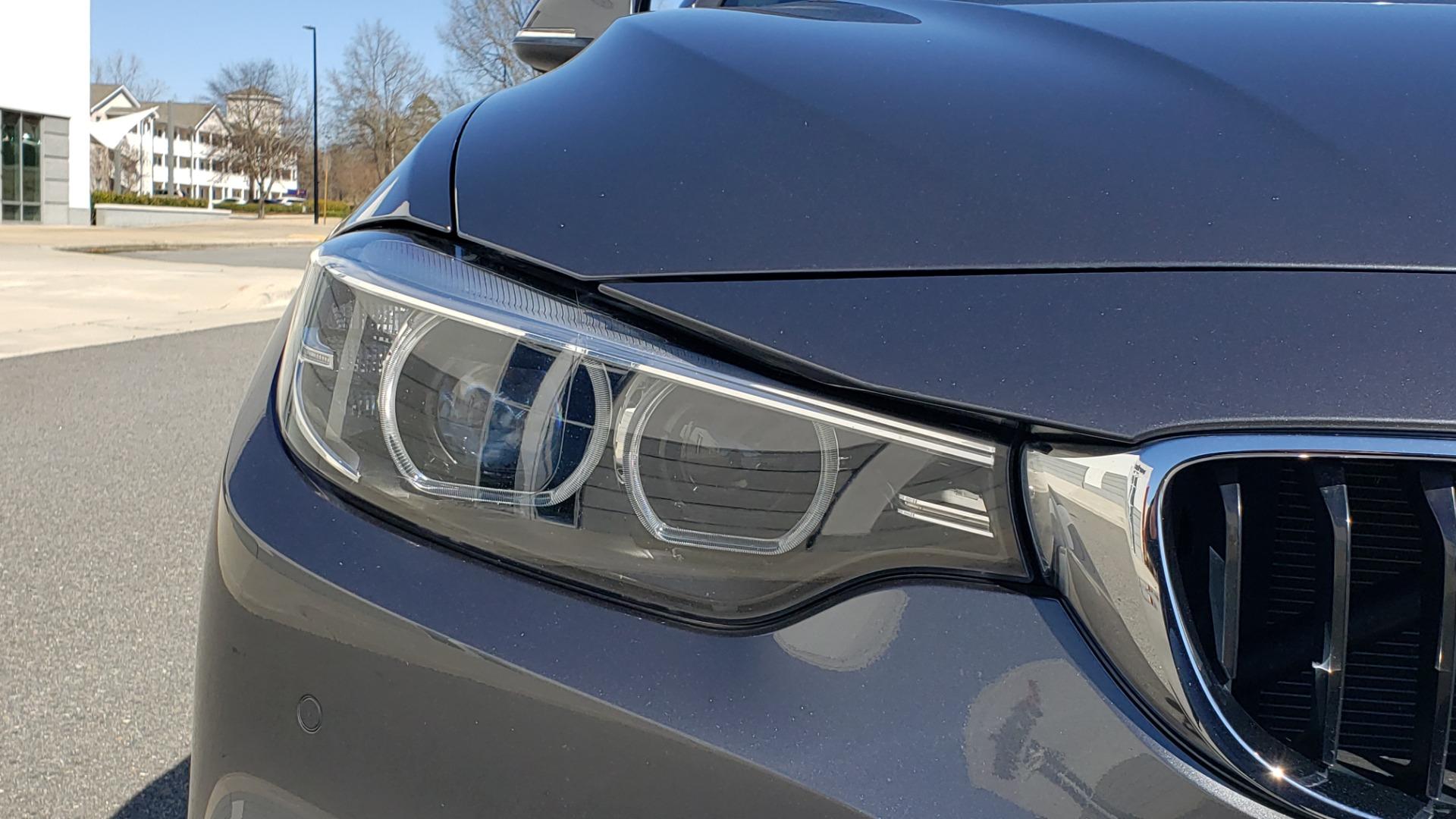 Used 2018 BMW 4 SERIES 430IXDRIVE / PREMIUM / NAV / SUNROOF / ESSENTIALS PKG for sale $29,495 at Formula Imports in Charlotte NC 28227 27