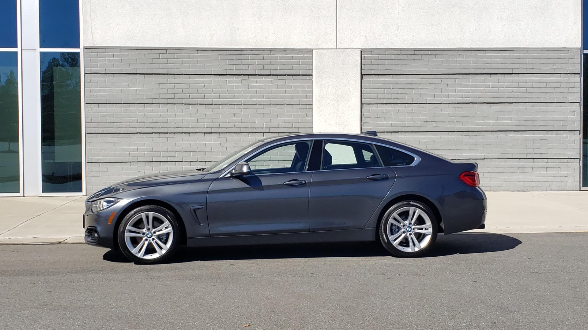 Used 2018 BMW 4 SERIES 430IXDRIVE / PREMIUM / NAV / SUNROOF / ESSENTIALS PKG for sale $29,495 at Formula Imports in Charlotte NC 28227 3