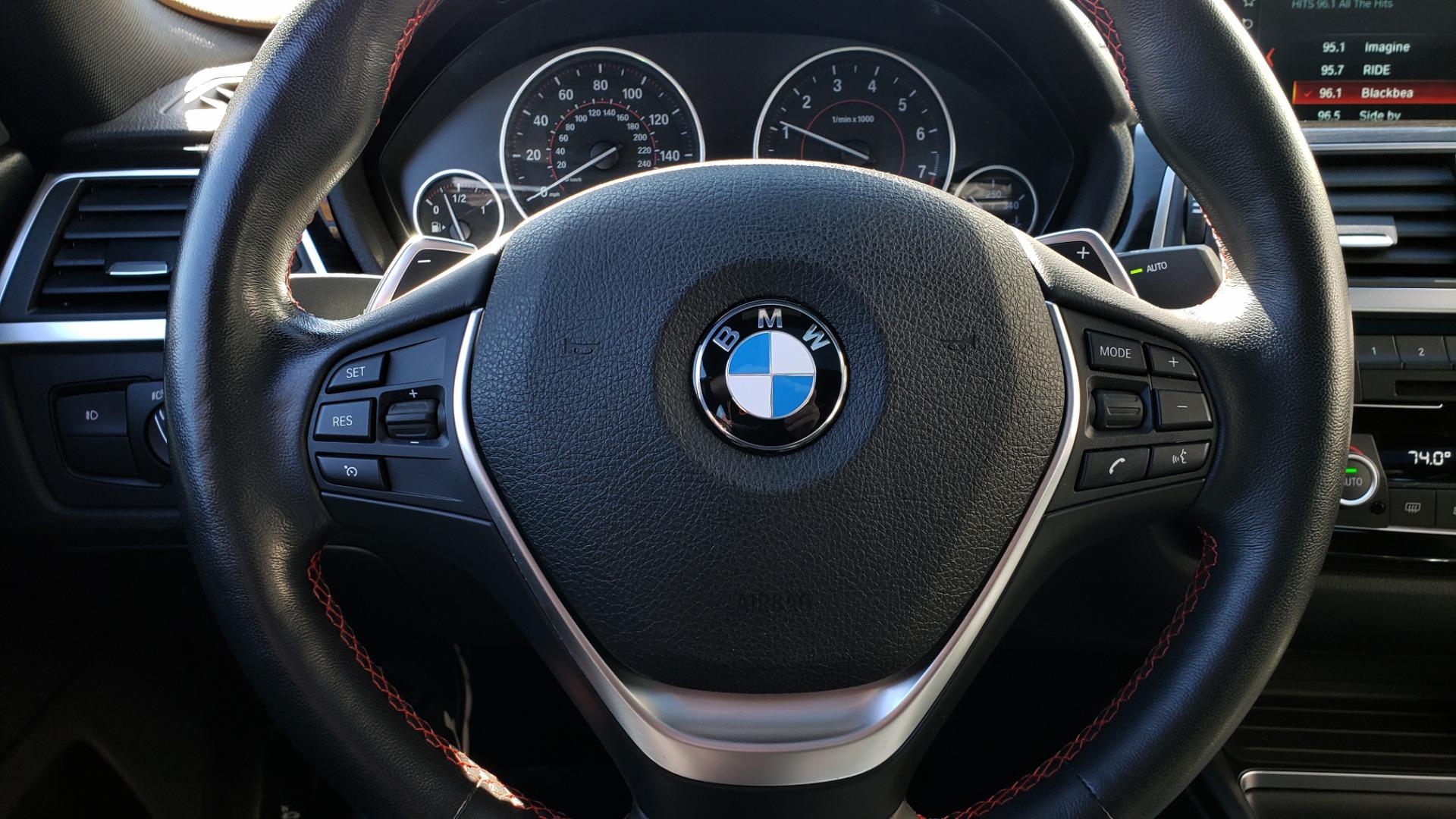 Used 2018 BMW 4 SERIES 430IXDRIVE / PREMIUM / NAV / SUNROOF / ESSENTIALS PKG for sale $29,495 at Formula Imports in Charlotte NC 28227 36