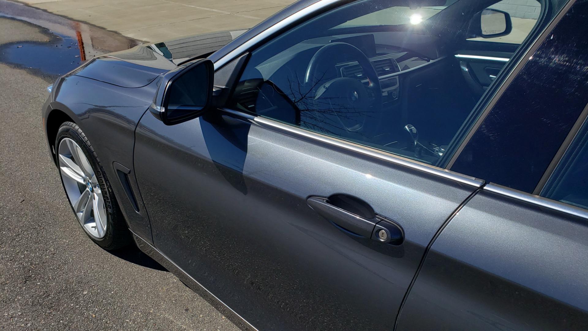 Used 2018 BMW 4 SERIES 430IXDRIVE / PREMIUM / NAV / SUNROOF / ESSENTIALS PKG for sale $29,495 at Formula Imports in Charlotte NC 28227 5
