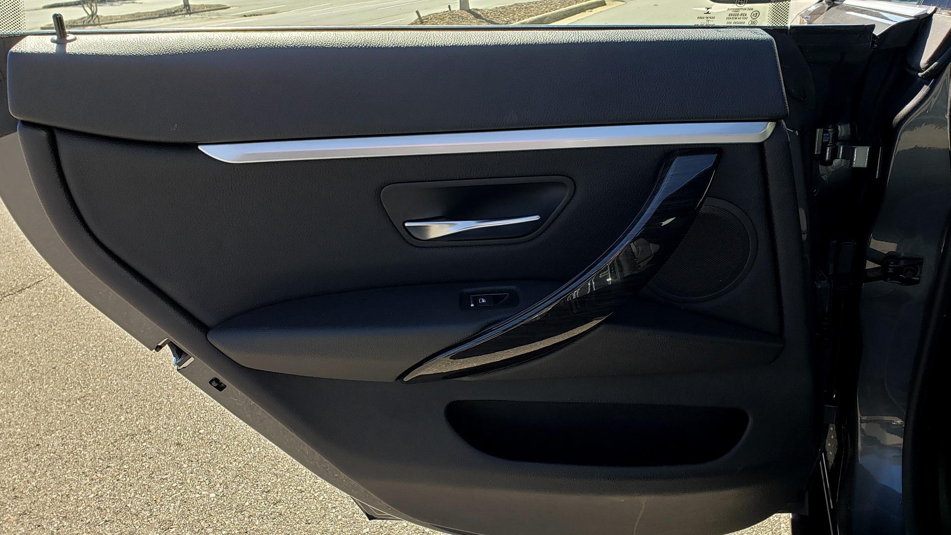 Used 2018 BMW 4 SERIES 430IXDRIVE / PREMIUM / NAV / SUNROOF / ESSENTIALS PKG for sale $29,495 at Formula Imports in Charlotte NC 28227 56