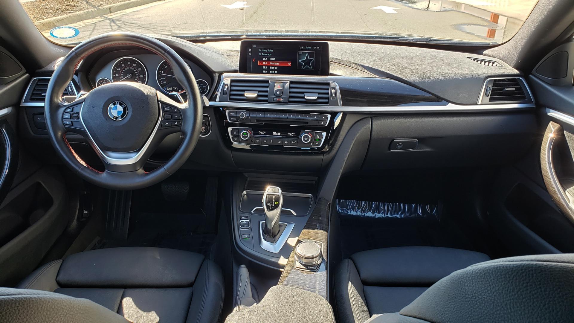 Used 2018 BMW 4 SERIES 430IXDRIVE / PREMIUM / NAV / SUNROOF / ESSENTIALS PKG for sale $29,495 at Formula Imports in Charlotte NC 28227 77