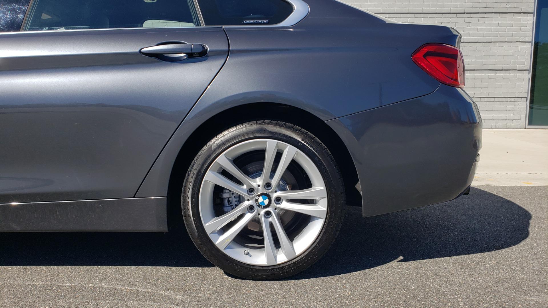 Used 2018 BMW 4 SERIES 430IXDRIVE / PREMIUM / NAV / SUNROOF / ESSENTIALS PKG for sale $29,495 at Formula Imports in Charlotte NC 28227 79