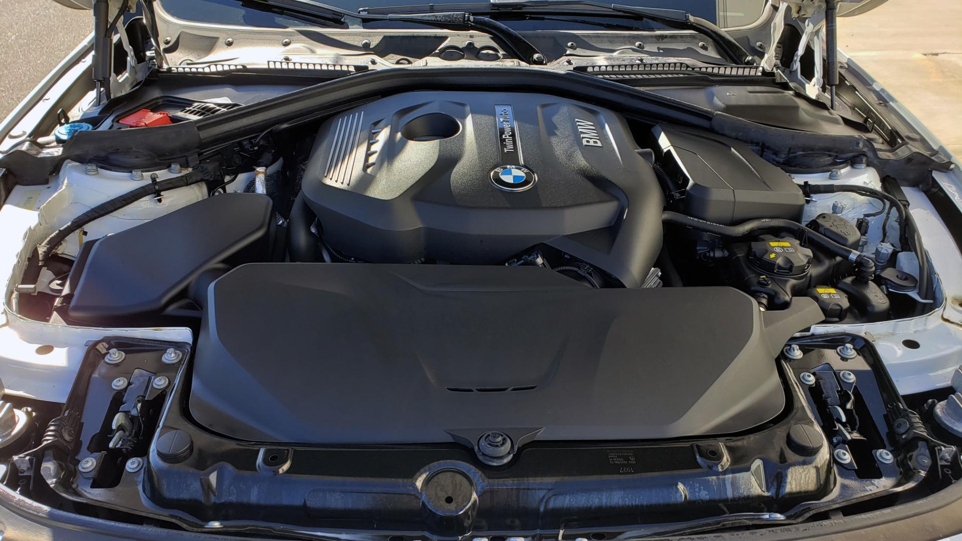 Used 2018 BMW 4 SERIES 430IXDRIVE / PREMIUM / NAV / SUNROOF / ESSENTIALS PKG for sale $27,795 at Formula Imports in Charlotte NC 28227 13
