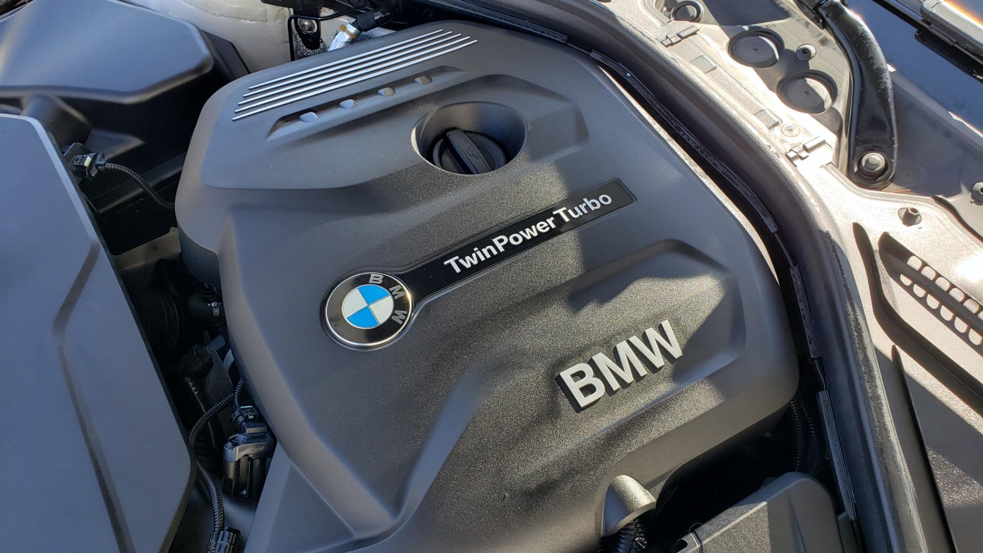 Used 2018 BMW 4 SERIES 430IXDRIVE / PREMIUM / NAV / SUNROOF / ESSENTIALS PKG for sale $28,995 at Formula Imports in Charlotte NC 28227 14