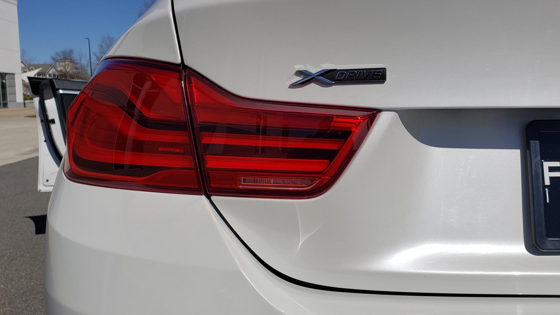 Used 2018 BMW 4 SERIES 430IXDRIVE / PREMIUM / NAV / SUNROOF / ESSENTIALS PKG for sale $28,995 at Formula Imports in Charlotte NC 28227 22
