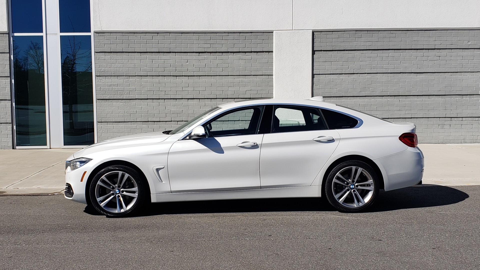 Used 2018 BMW 4 SERIES 430IXDRIVE / PREMIUM / NAV / SUNROOF / ESSENTIALS PKG for sale $27,795 at Formula Imports in Charlotte NC 28227 3