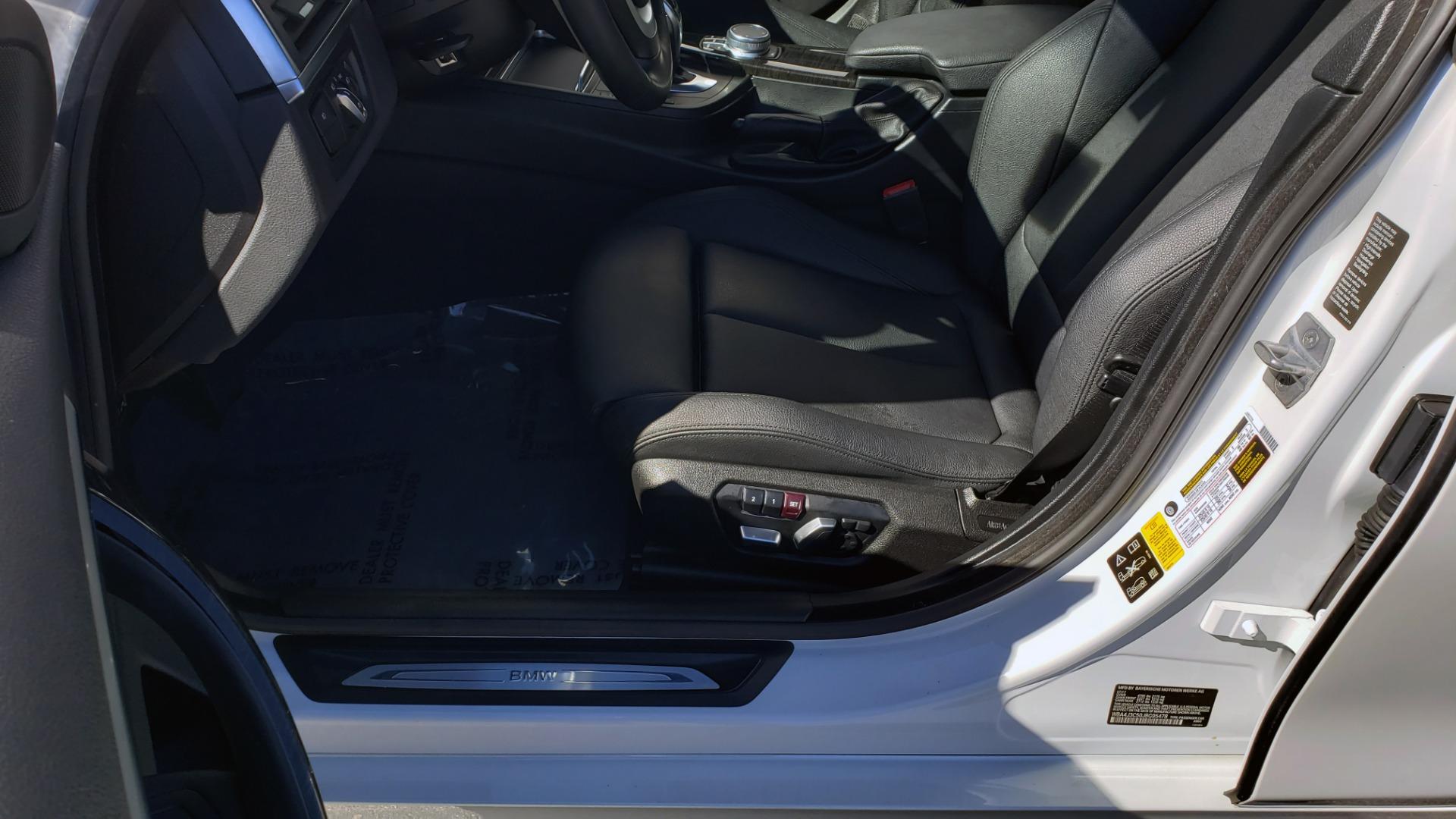 Used 2018 BMW 4 SERIES 430IXDRIVE / PREMIUM / NAV / SUNROOF / ESSENTIALS PKG for sale $27,795 at Formula Imports in Charlotte NC 28227 33