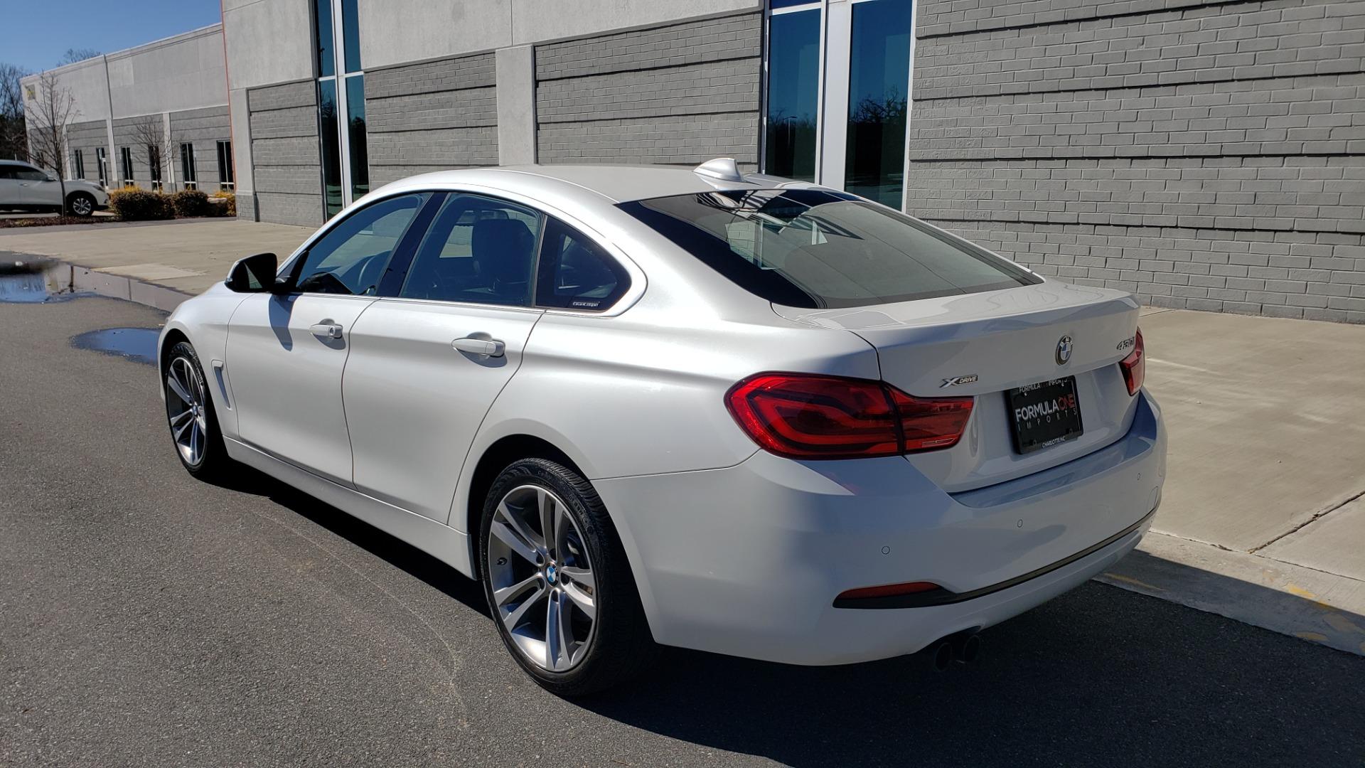 Used 2018 BMW 4 SERIES 430IXDRIVE / PREMIUM / NAV / SUNROOF / ESSENTIALS PKG for sale $28,995 at Formula Imports in Charlotte NC 28227 4