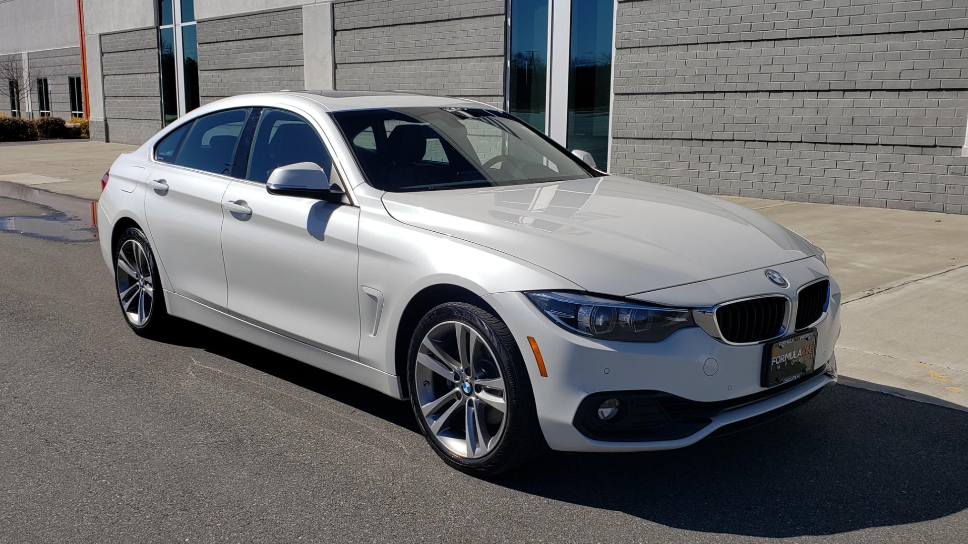 Used 2018 BMW 4 SERIES 430IXDRIVE / PREMIUM / NAV / SUNROOF / ESSENTIALS PKG for sale $27,795 at Formula Imports in Charlotte NC 28227 5