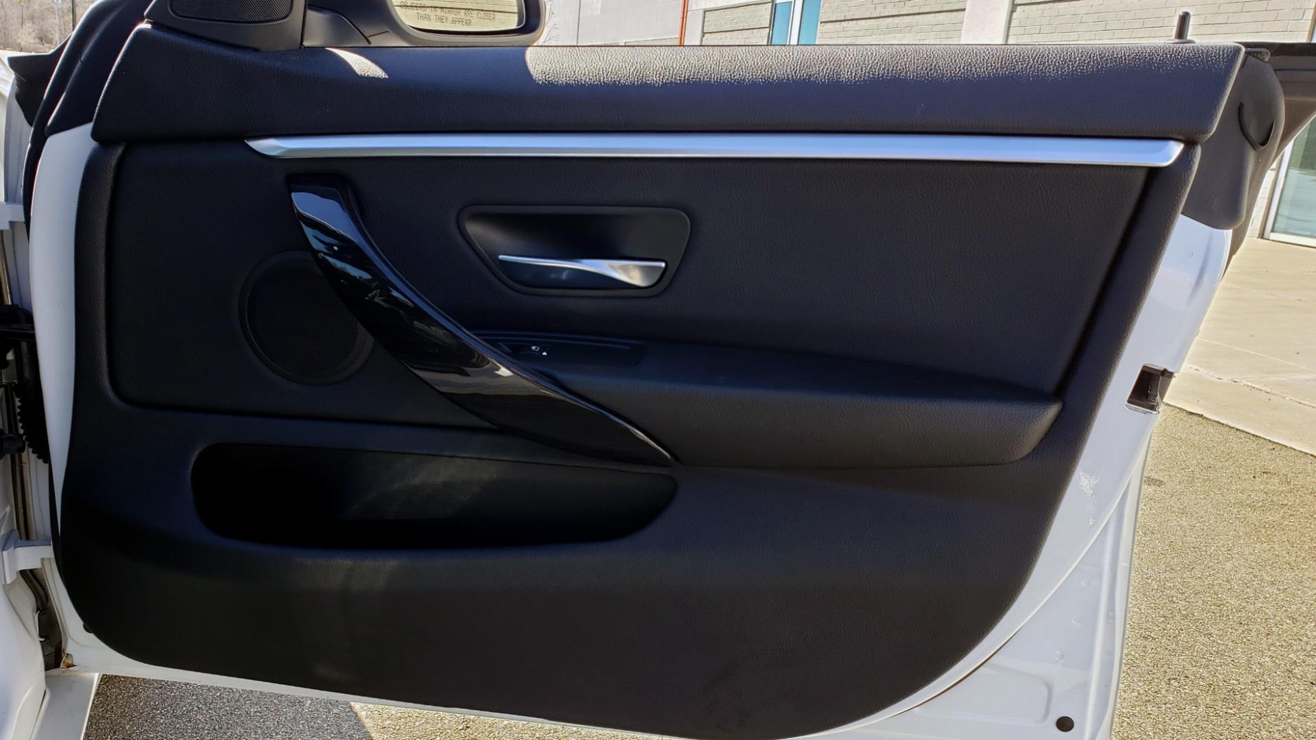 Used 2018 BMW 4 SERIES 430IXDRIVE / PREMIUM / NAV / SUNROOF / ESSENTIALS PKG for sale $28,995 at Formula Imports in Charlotte NC 28227 67