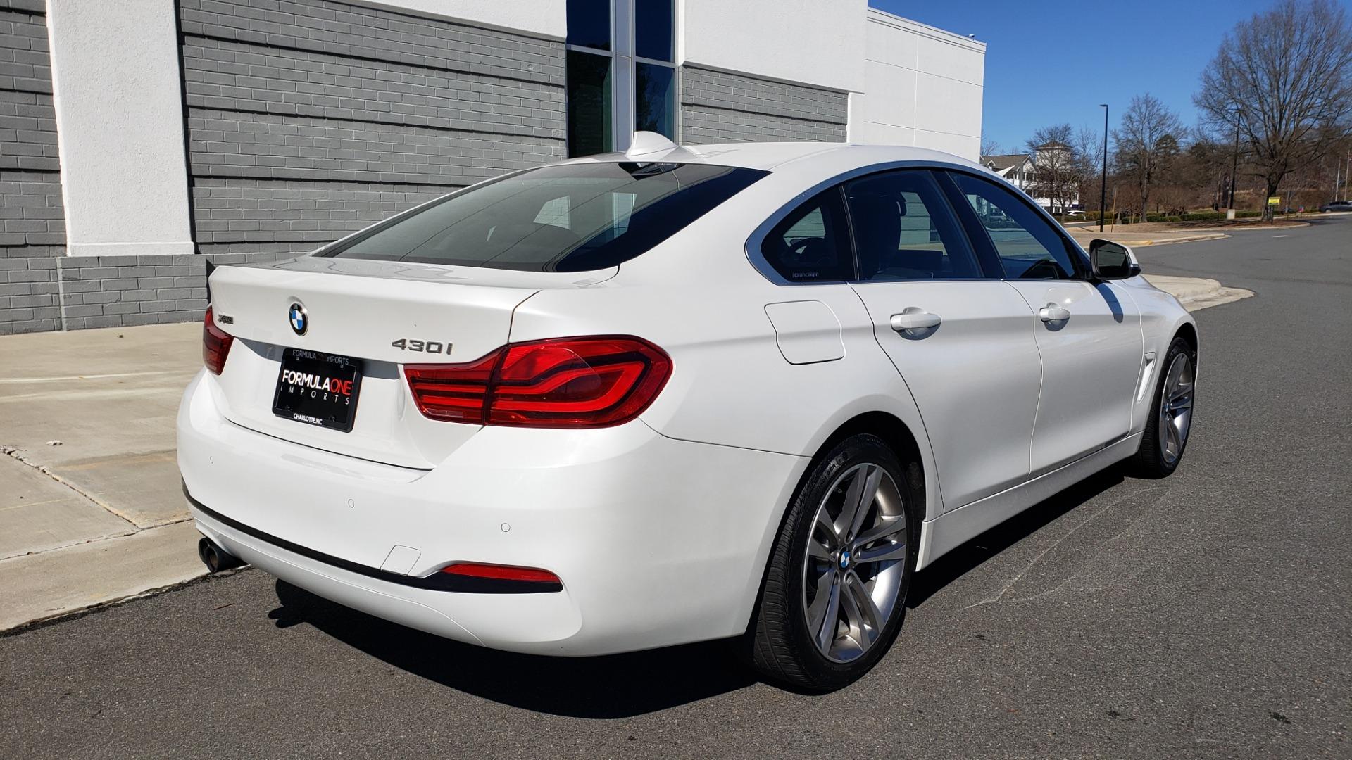 Used 2018 BMW 4 SERIES 430IXDRIVE / PREMIUM / NAV / SUNROOF / ESSENTIALS PKG for sale $27,795 at Formula Imports in Charlotte NC 28227 7