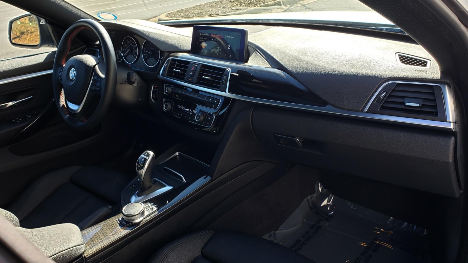 Used 2018 BMW 4 SERIES 430IXDRIVE / PREMIUM / NAV / SUNROOF / ESSENTIALS PKG for sale $27,795 at Formula Imports in Charlotte NC 28227 71