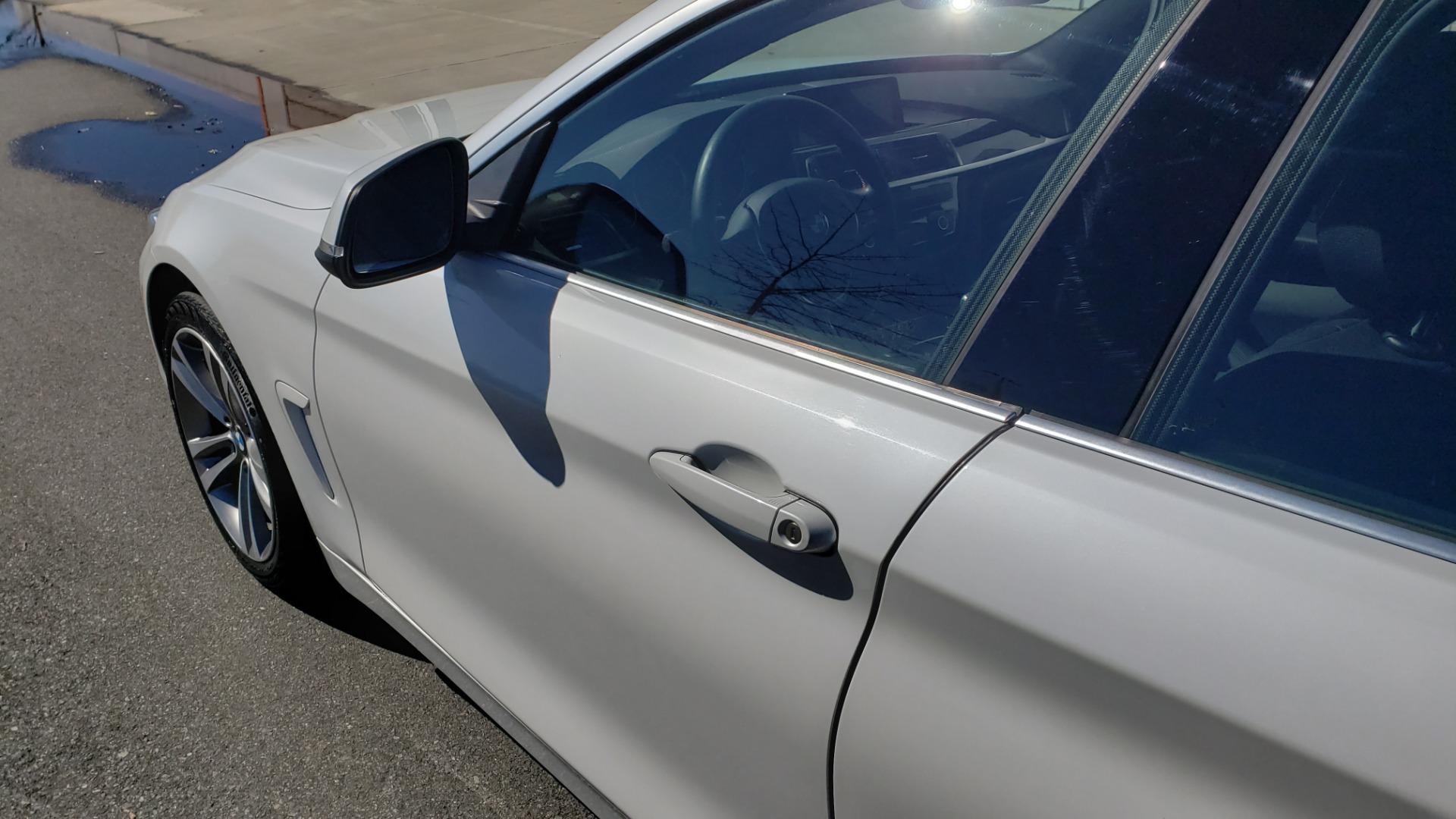 Used 2018 BMW 4 SERIES 430IXDRIVE / PREMIUM / NAV / SUNROOF / ESSENTIALS PKG for sale $27,795 at Formula Imports in Charlotte NC 28227 8