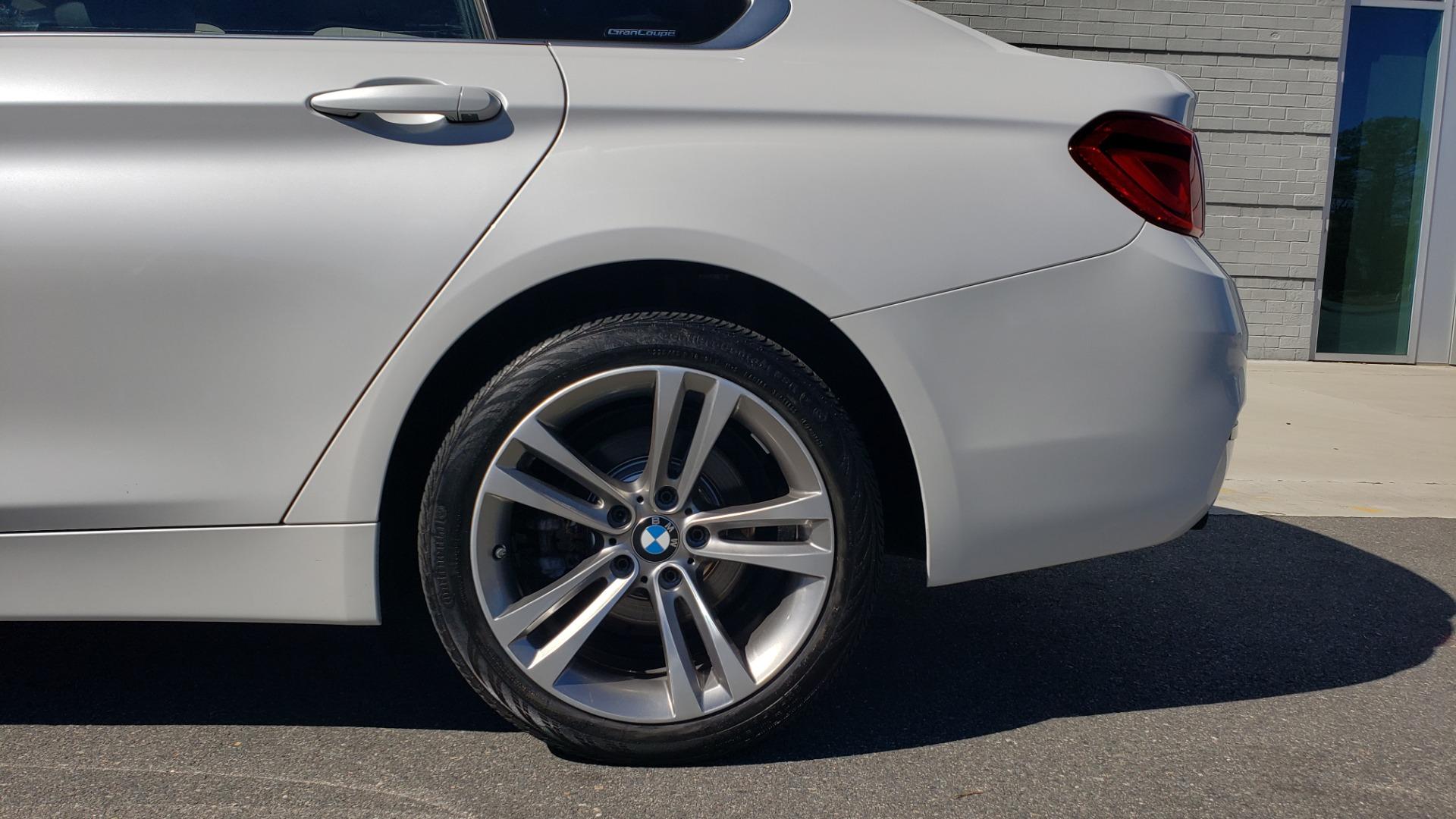 Used 2018 BMW 4 SERIES 430IXDRIVE / PREMIUM / NAV / SUNROOF / ESSENTIALS PKG for sale $28,995 at Formula Imports in Charlotte NC 28227 83