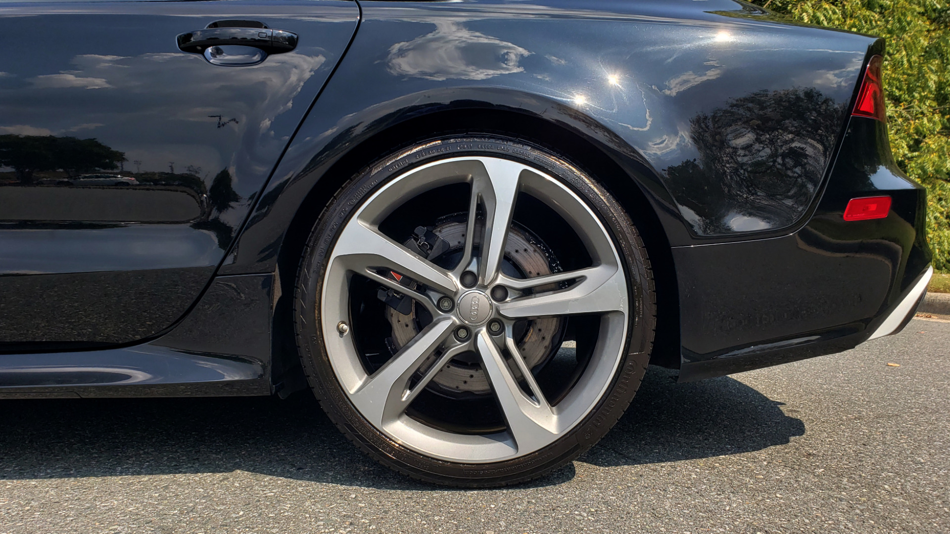 Used 2016 Audi RS 7 PRESTIGE / NAV / SUNROOF / BOSE / CAMERA / HTD STS for sale Sold at Formula Imports in Charlotte NC 28227 10