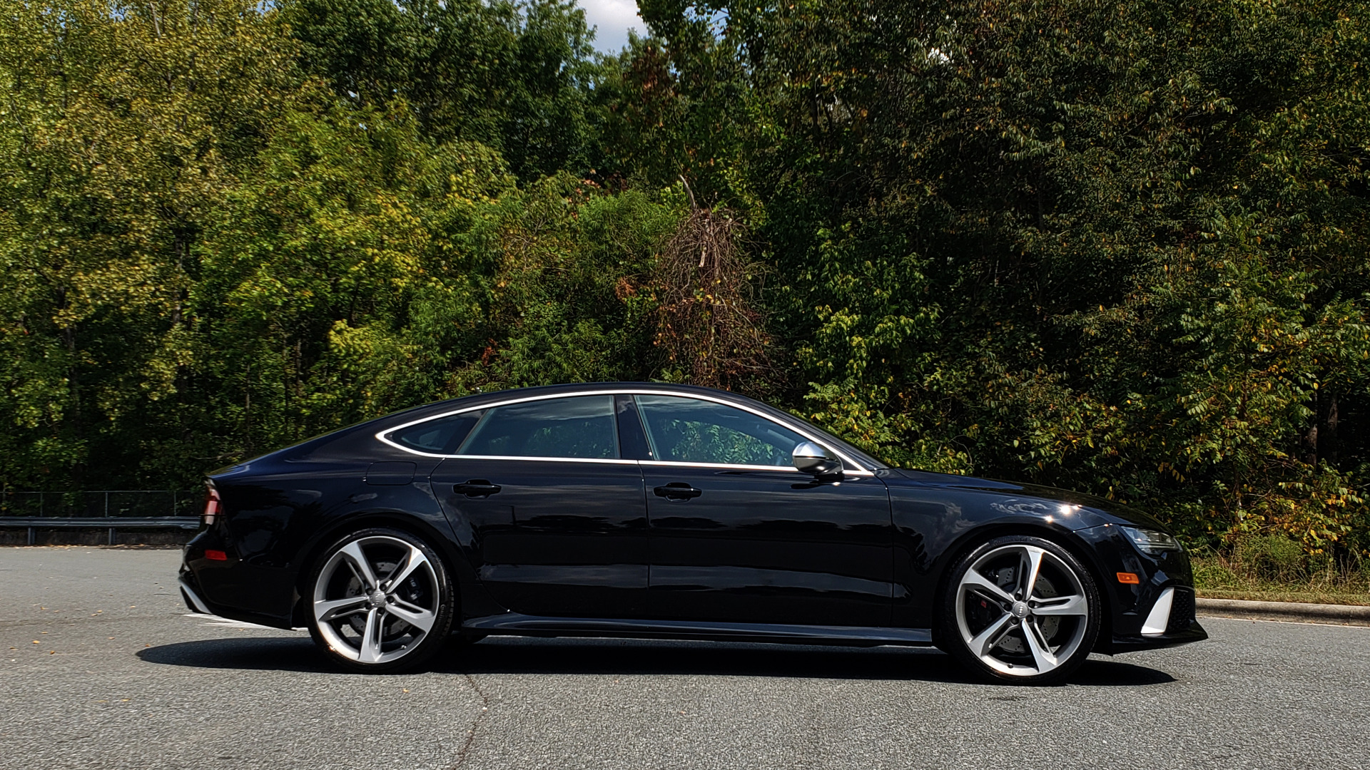 Used 2016 Audi RS 7 PRESTIGE / NAV / SUNROOF / BOSE / CAMERA / HTD STS for sale Sold at Formula Imports in Charlotte NC 28227 13