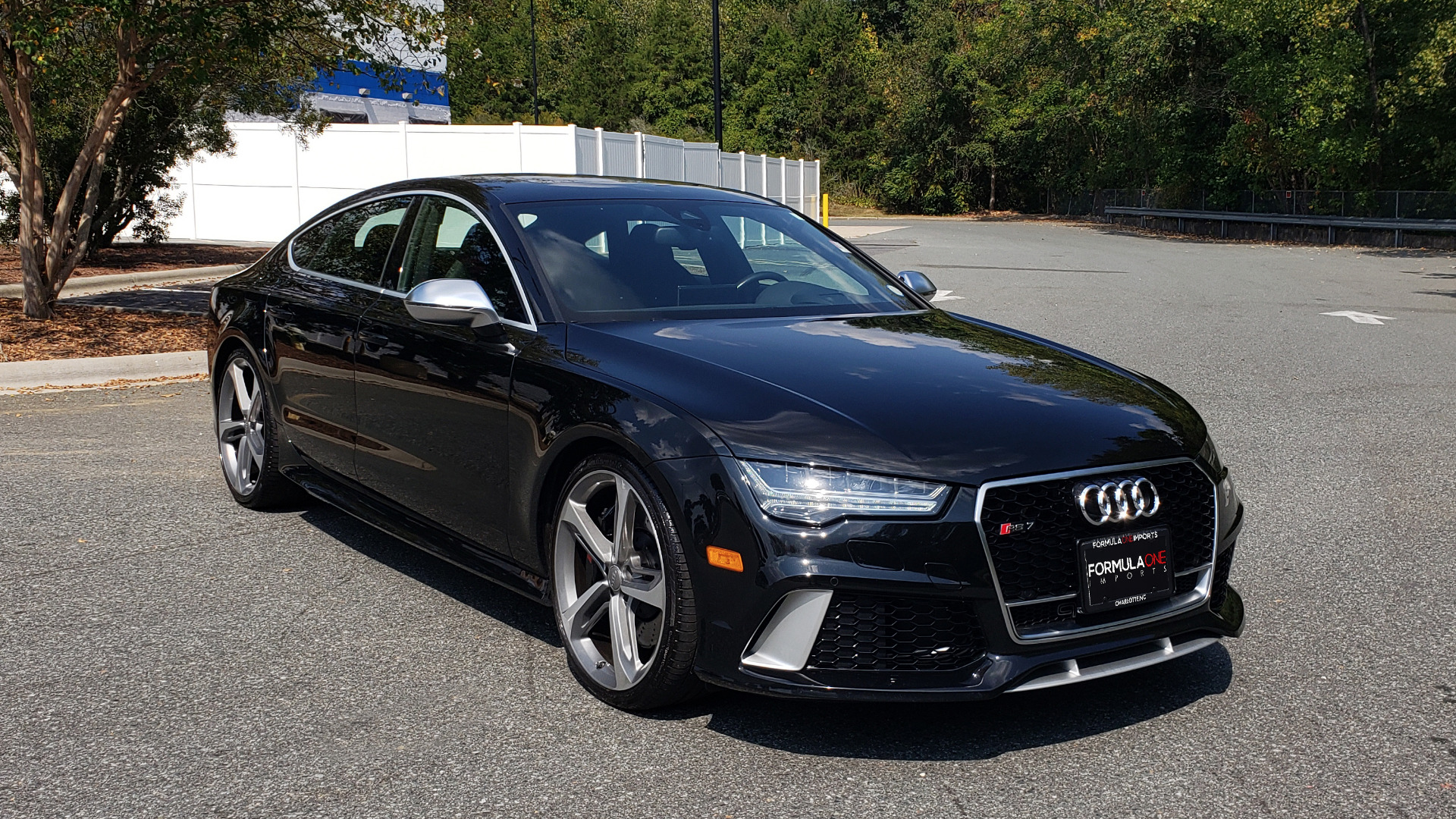 Used 2016 Audi RS 7 PRESTIGE / NAV / SUNROOF / BOSE / CAMERA / HTD STS for sale Sold at Formula Imports in Charlotte NC 28227 14