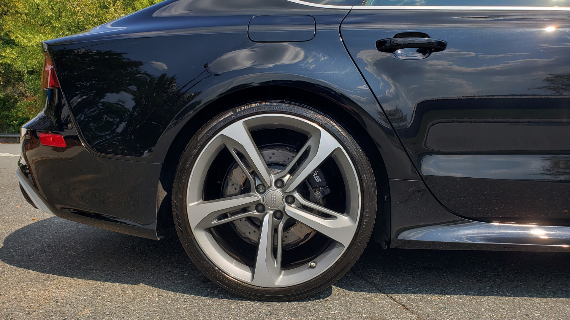 Used 2016 Audi RS 7 PRESTIGE / NAV / SUNROOF / BOSE / CAMERA / HTD STS for sale Sold at Formula Imports in Charlotte NC 28227 15
