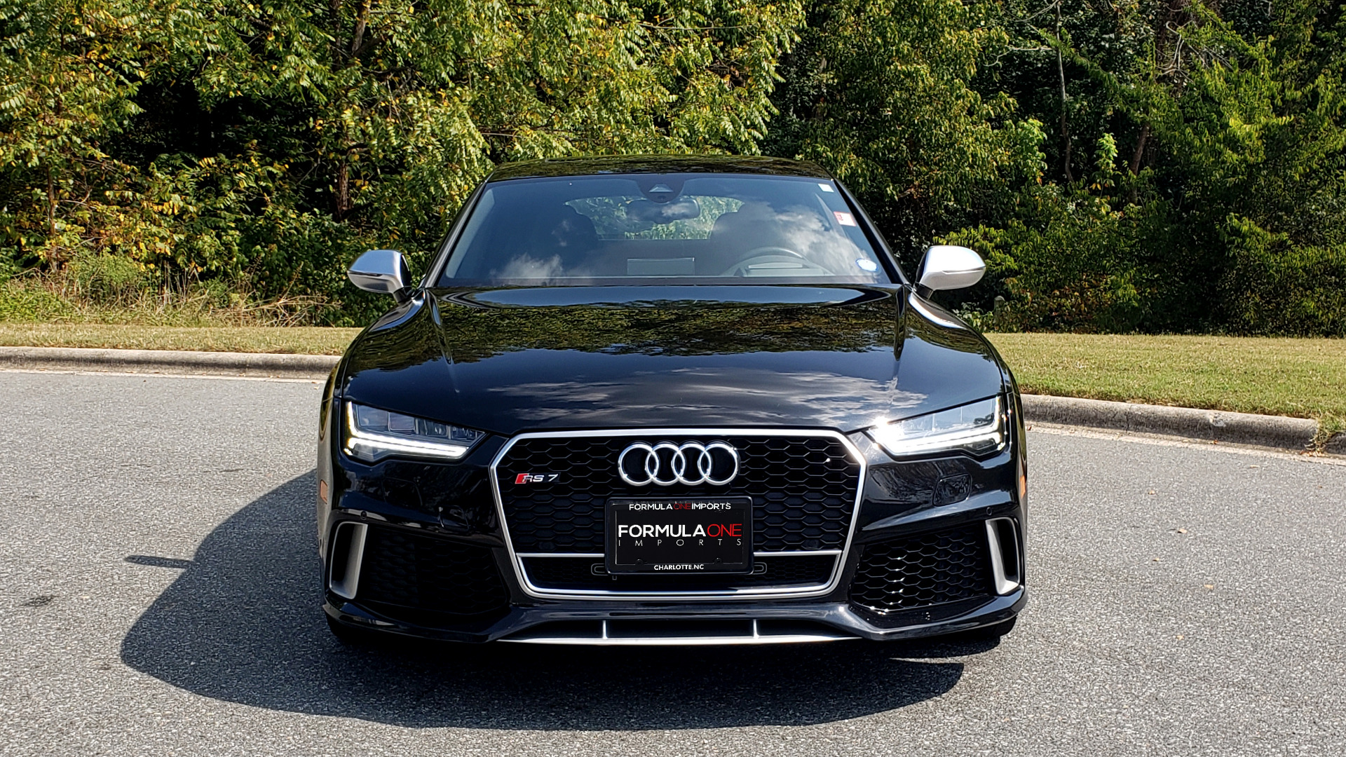 Used 2016 Audi RS 7 PRESTIGE / NAV / SUNROOF / BOSE / CAMERA / HTD STS for sale Sold at Formula Imports in Charlotte NC 28227 23