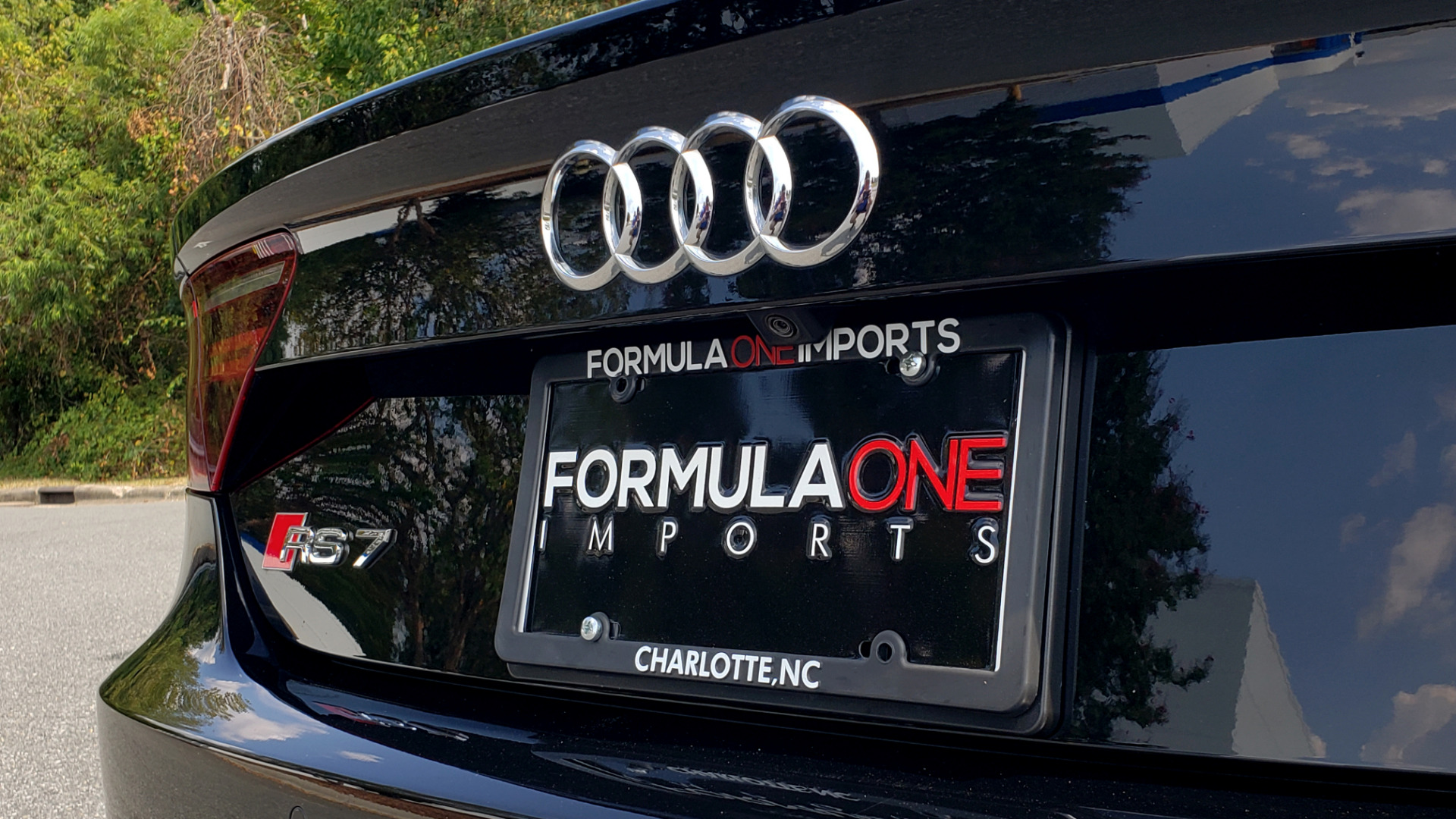 Used 2016 Audi RS 7 PRESTIGE / NAV / SUNROOF / BOSE / CAMERA / HTD STS for sale Sold at Formula Imports in Charlotte NC 28227 32