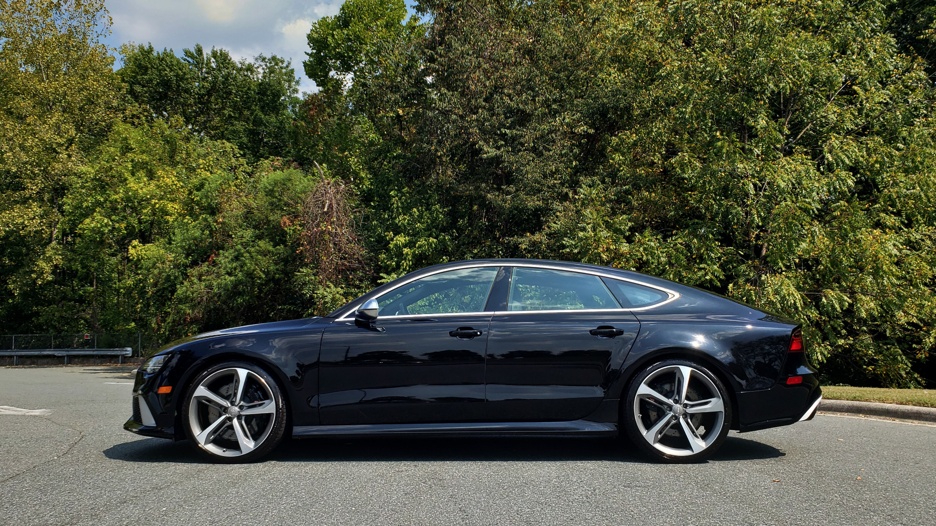 Used 2016 Audi RS 7 PRESTIGE / NAV / SUNROOF / BOSE / CAMERA / HTD STS for sale Sold at Formula Imports in Charlotte NC 28227 5