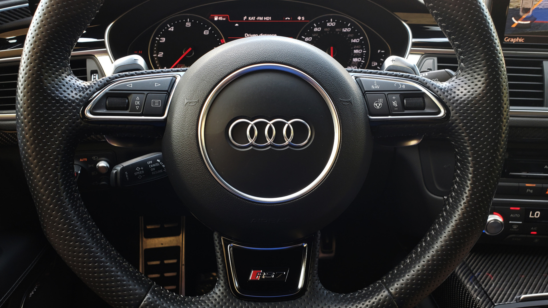 Used 2016 Audi RS 7 PRESTIGE / NAV / SUNROOF / BOSE / CAMERA / HTD STS for sale Sold at Formula Imports in Charlotte NC 28227 50