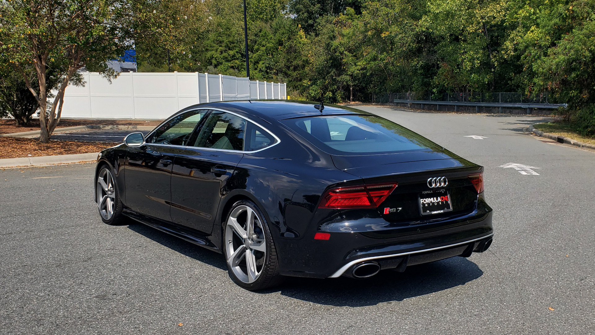 Used 2016 Audi RS 7 PRESTIGE / NAV / SUNROOF / BOSE / CAMERA / HTD STS for sale Sold at Formula Imports in Charlotte NC 28227 6