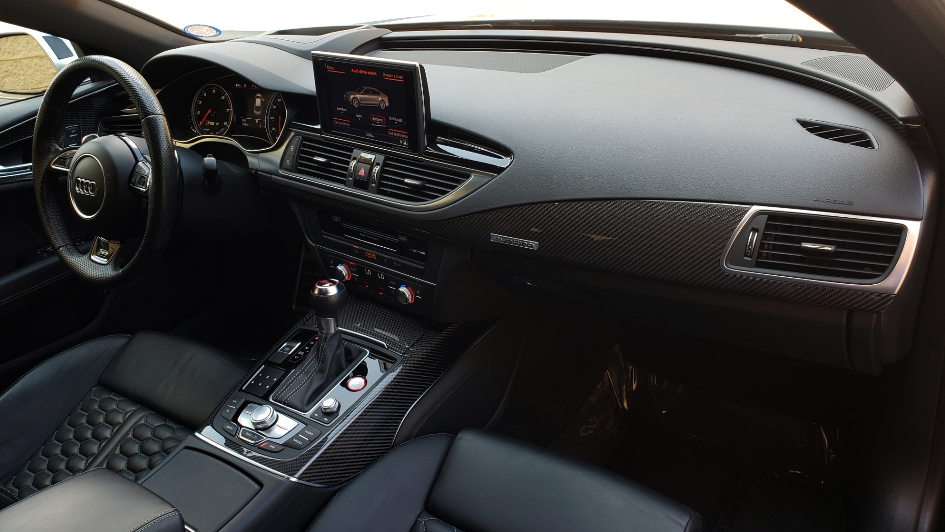 Used 2016 Audi RS 7 PRESTIGE / NAV / SUNROOF / BOSE / CAMERA / HTD STS for sale Sold at Formula Imports in Charlotte NC 28227 77
