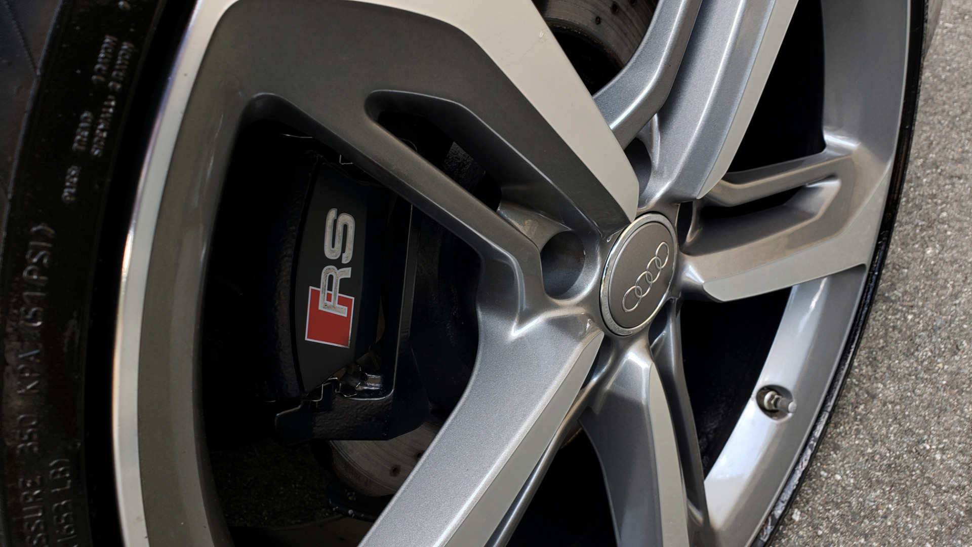 Used 2016 Audi RS 7 PRESTIGE / NAV / SUNROOF / BOSE / CAMERA / HTD STS for sale Sold at Formula Imports in Charlotte NC 28227 88