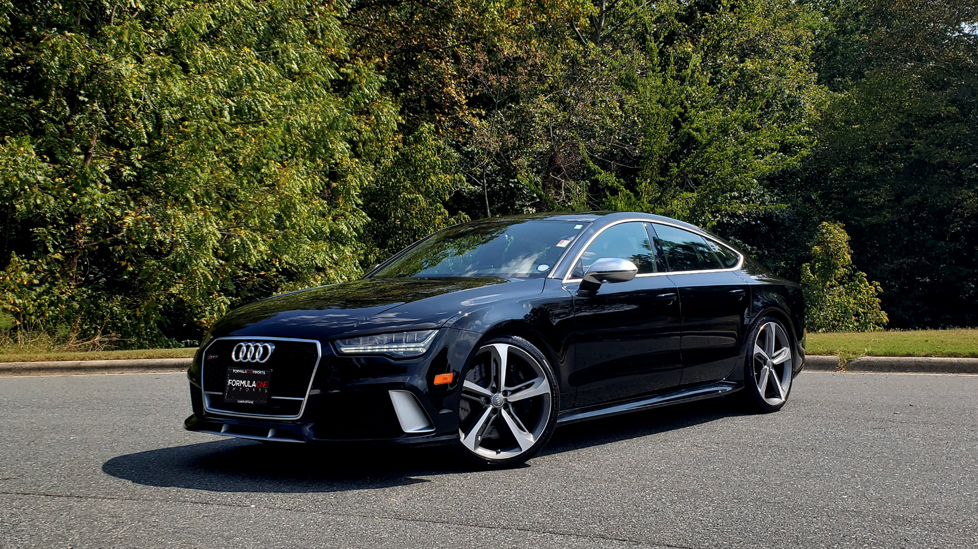 Used 2016 Audi RS 7 PRESTIGE / NAV / SUNROOF / BOSE / CAMERA / HTD STS for sale Sold at Formula Imports in Charlotte NC 28227 1