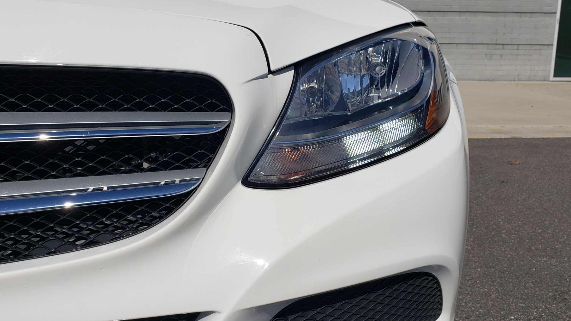 Used 2017 Mercedes-Benz C-CLASS C300 / 2.0L / 7-SPD AUTO / BSA / PANO-ROOF / REARVIEW for sale Sold at Formula Imports in Charlotte NC 28227 19
