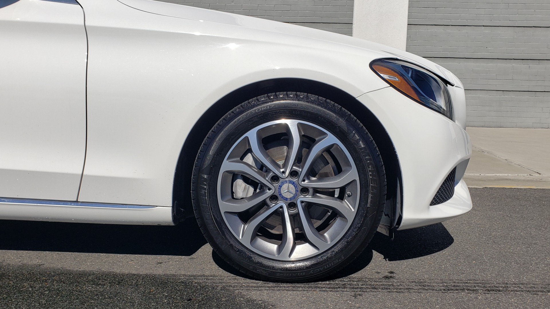 Used 2017 Mercedes-Benz C-CLASS C300 / 2.0L / 7-SPD AUTO / BSA / PANO-ROOF / REARVIEW for sale Sold at Formula Imports in Charlotte NC 28227 74