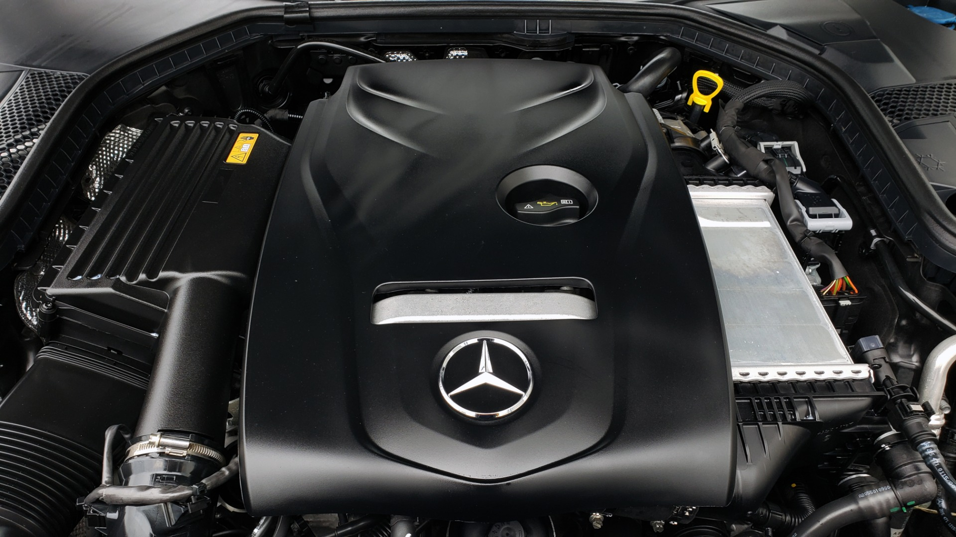Used 2018 Mercedes-Benz C-CLASS C 300 PREMIUM / 2.0L TURBO / PANO-ROOF / KEYLESS-GO / REARVIEW for sale Sold at Formula Imports in Charlotte NC 28227 11