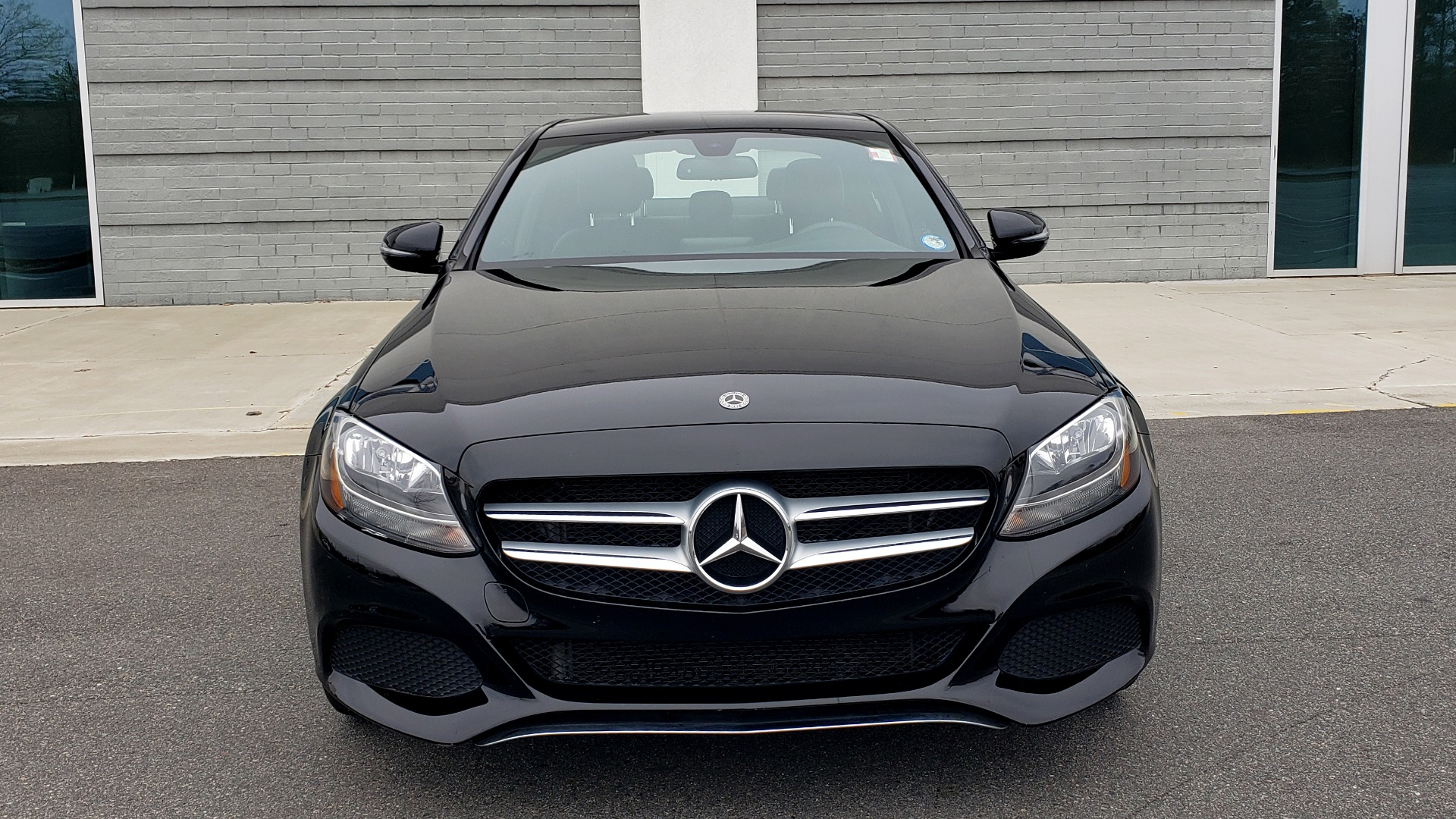 Used 2018 Mercedes-Benz C-CLASS C 300 PREMIUM / 2.0L TURBO / PANO-ROOF / KEYLESS-GO / REARVIEW for sale Sold at Formula Imports in Charlotte NC 28227 76